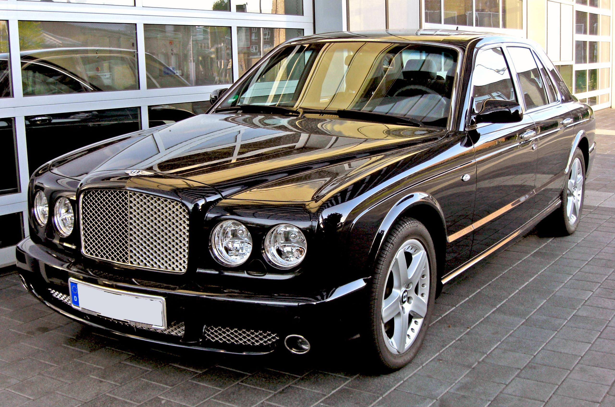 Pictures of bentley arnage #6