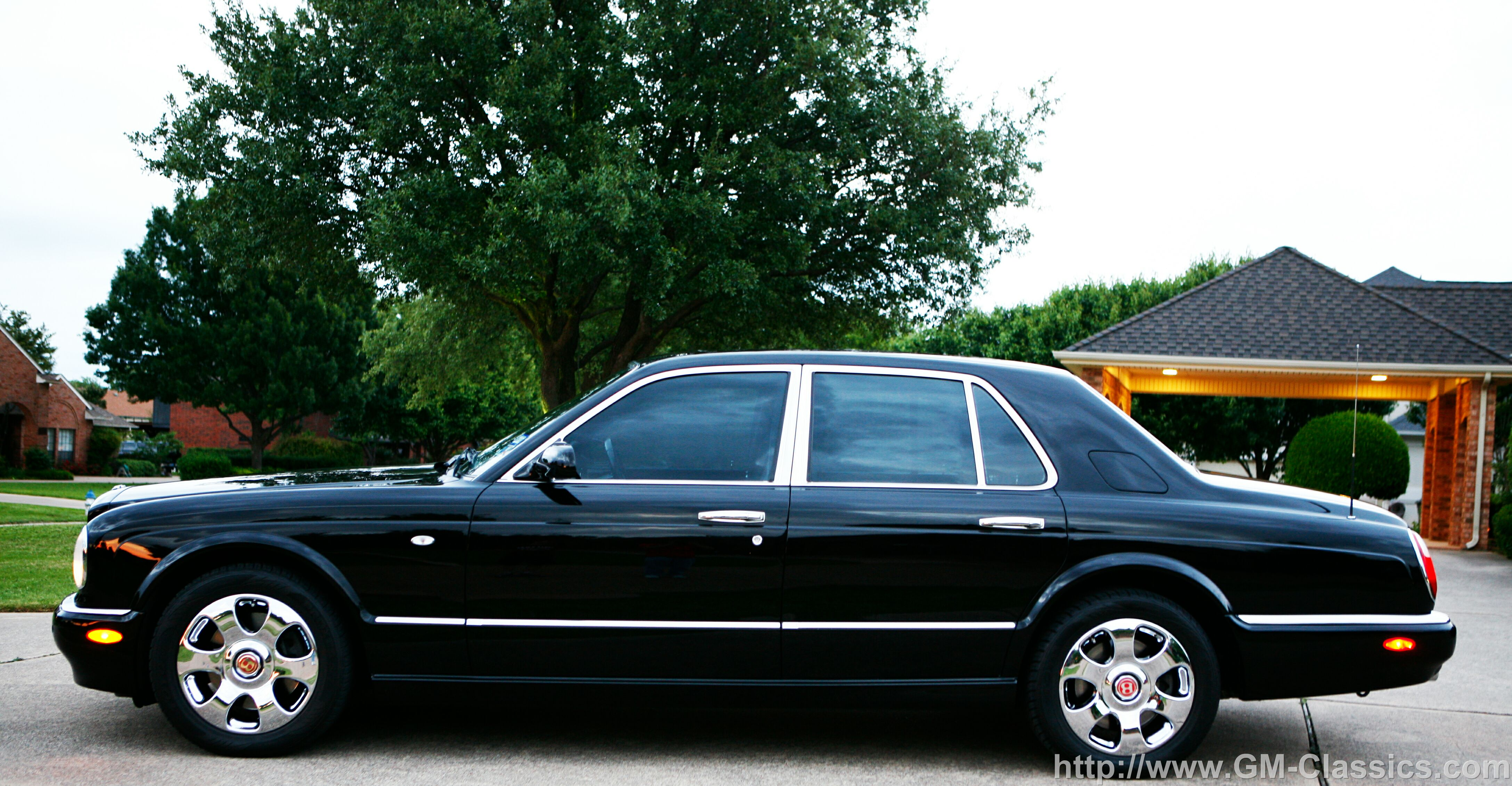 Pictures of bentley arnage