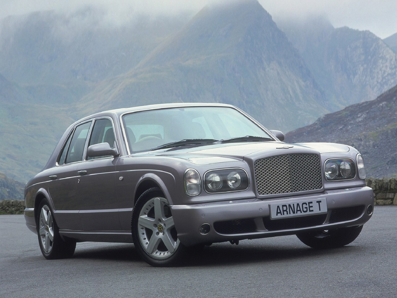 Pictures of bentley arnage i 2002 #1