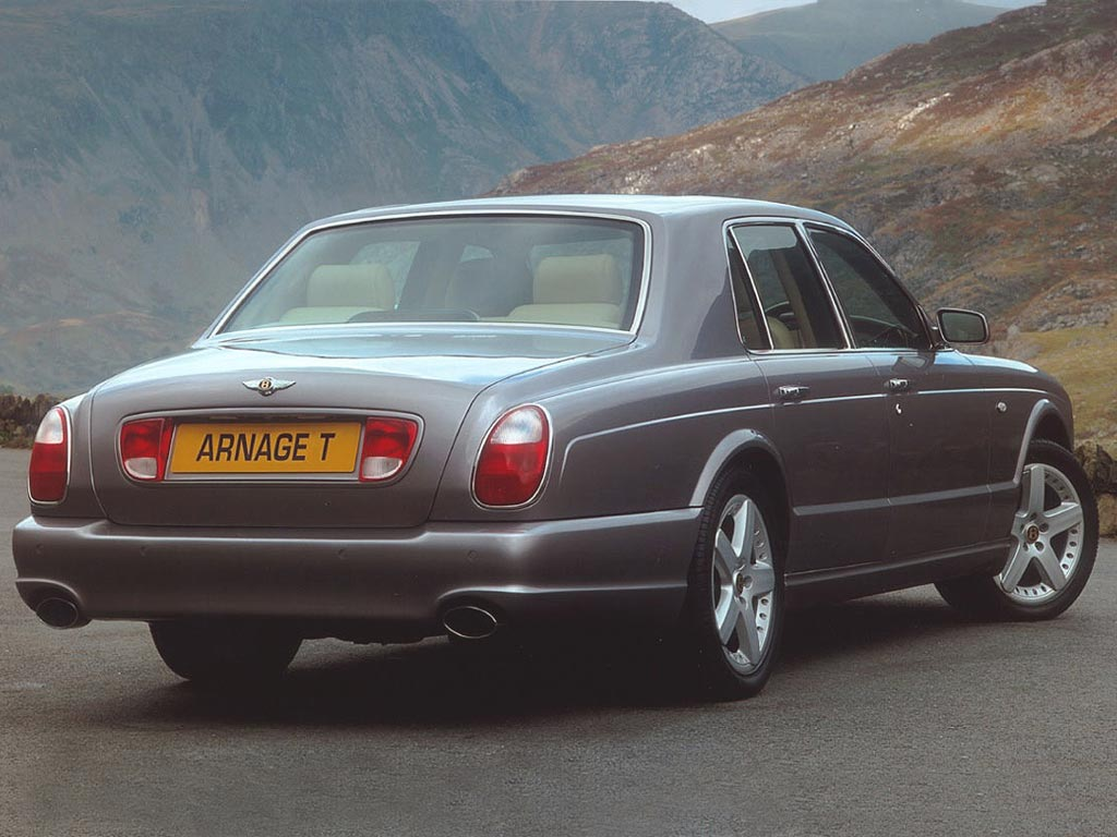 Pictures of bentley arnage i 2002 #9
