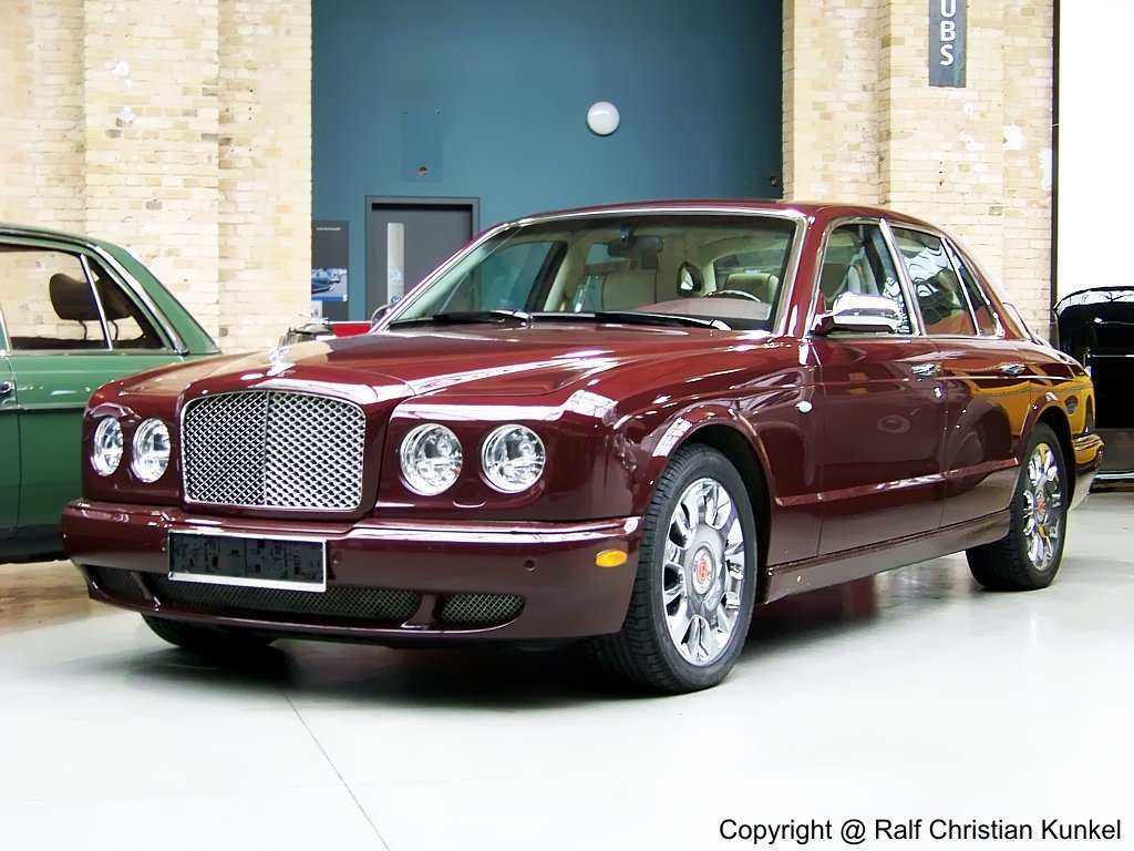 Pictures of bentley arnage rl 2002 #11