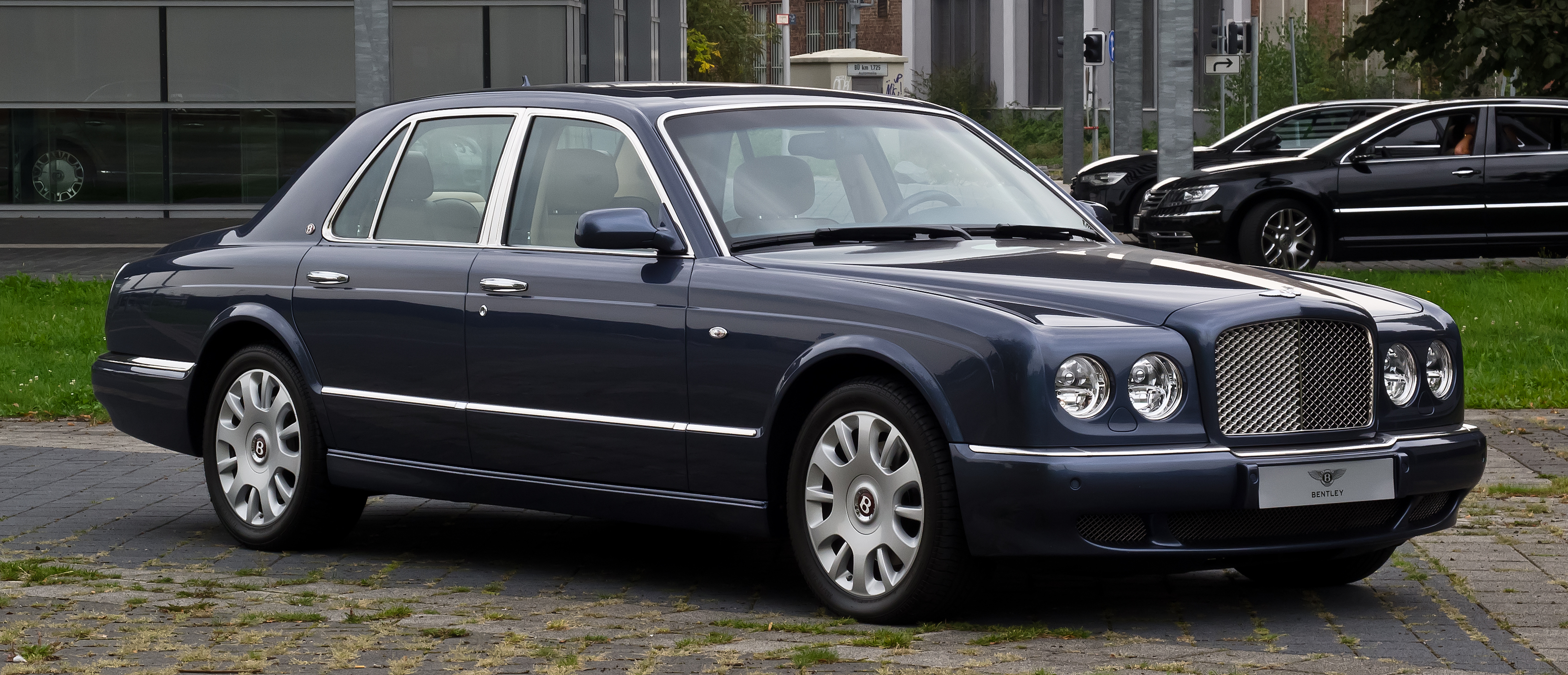Pictures of bentley arnage rl 2004 #5