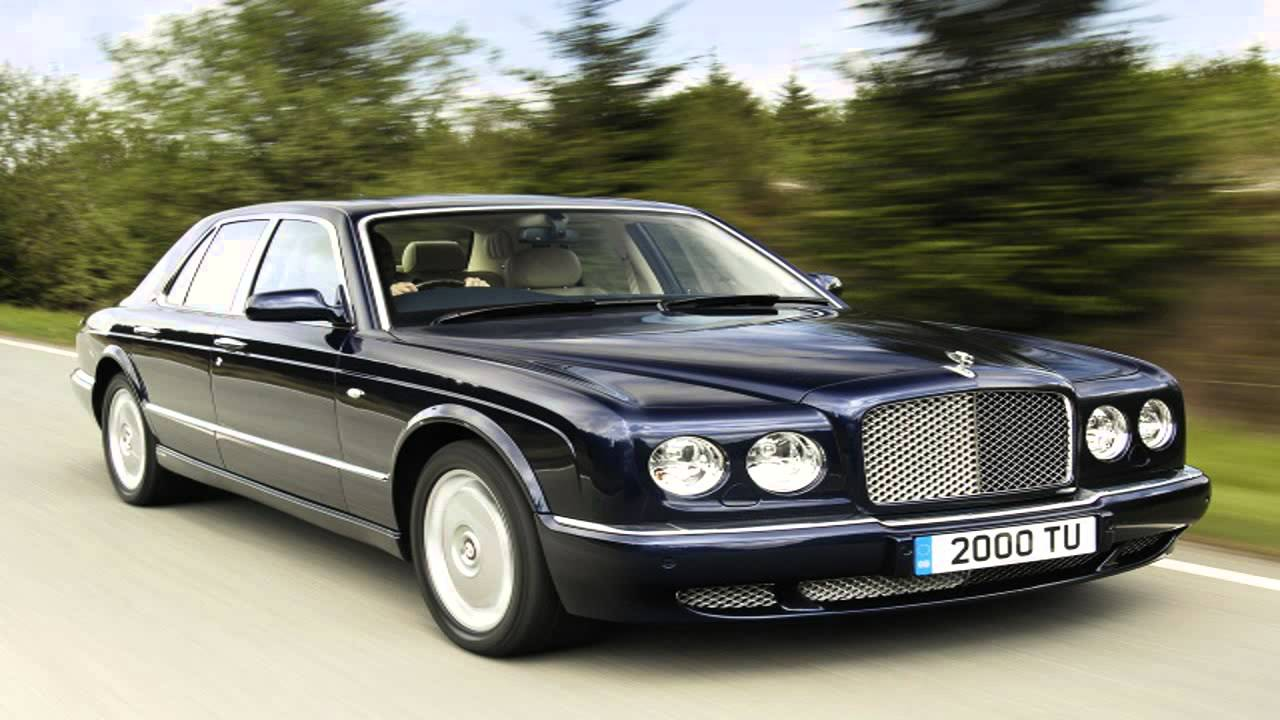 Pictures of bentley arnage rl 2004 #13
