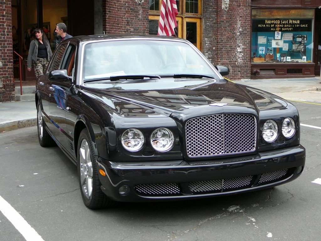 Pictures of bentley arnage t 2003 #5