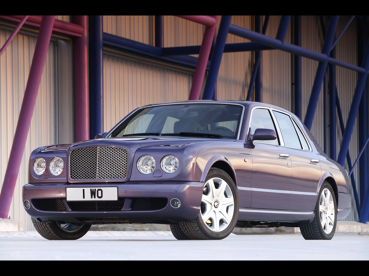 Pictures of bentley arnage t 2003 #13
