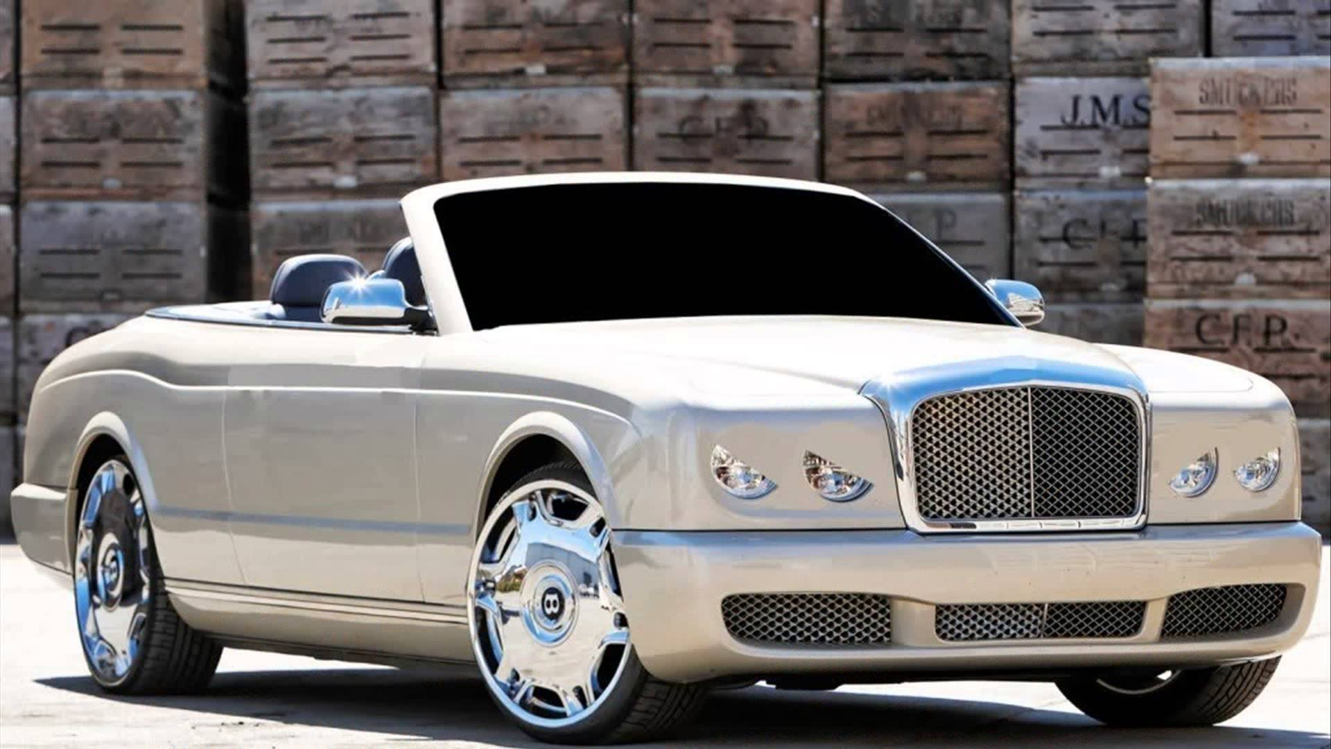 Bentley azure 2016