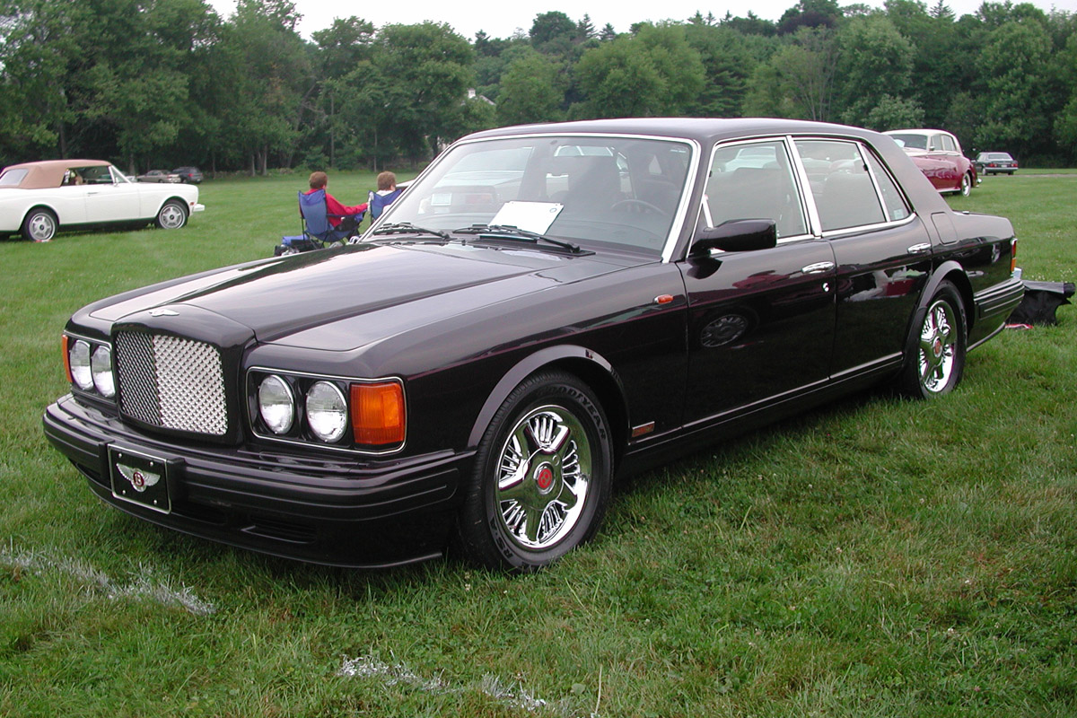 Pictures of bentley turbo r #8