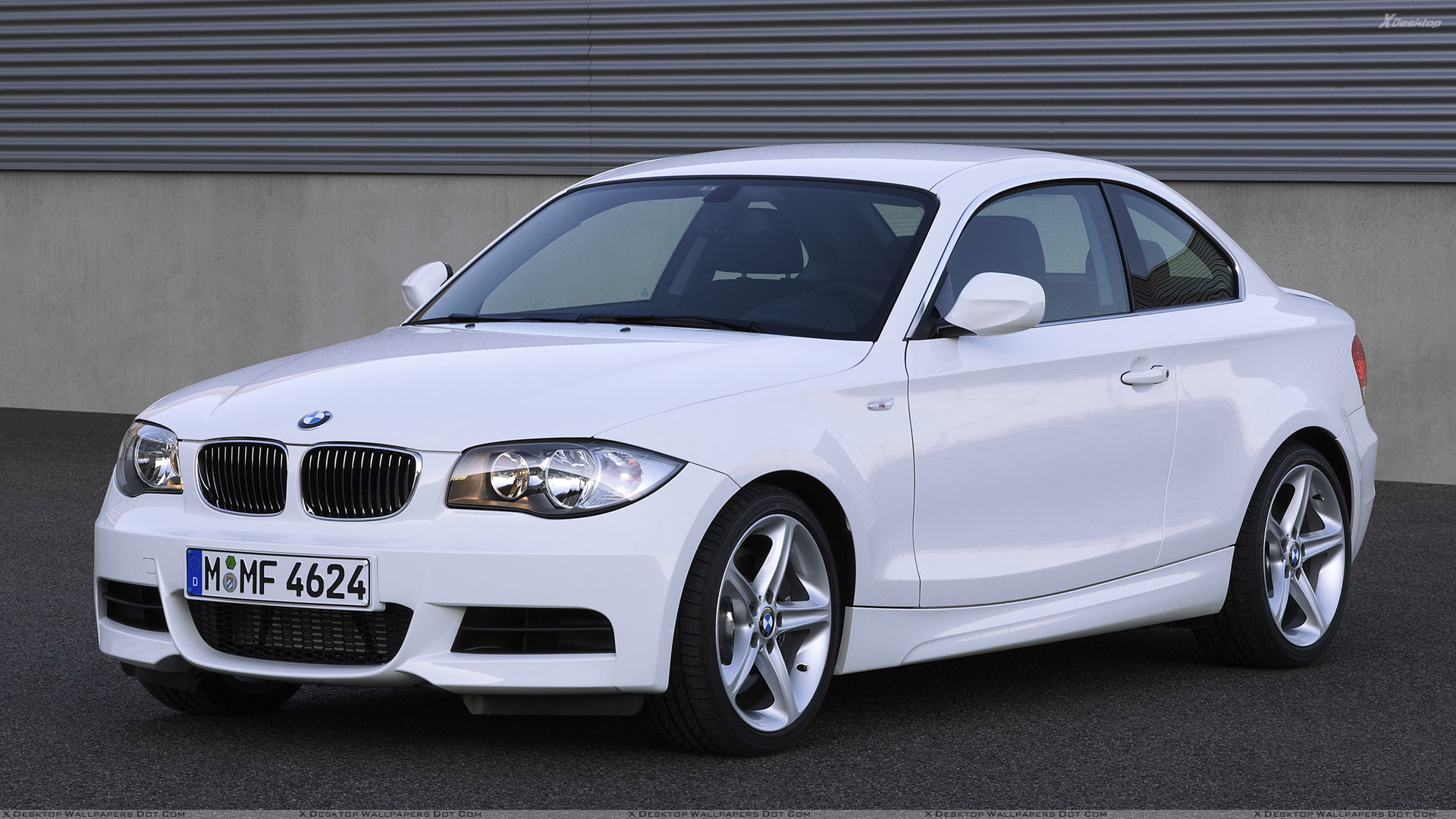 Pictures of bmw 1er coupe (e82) 2007 #4