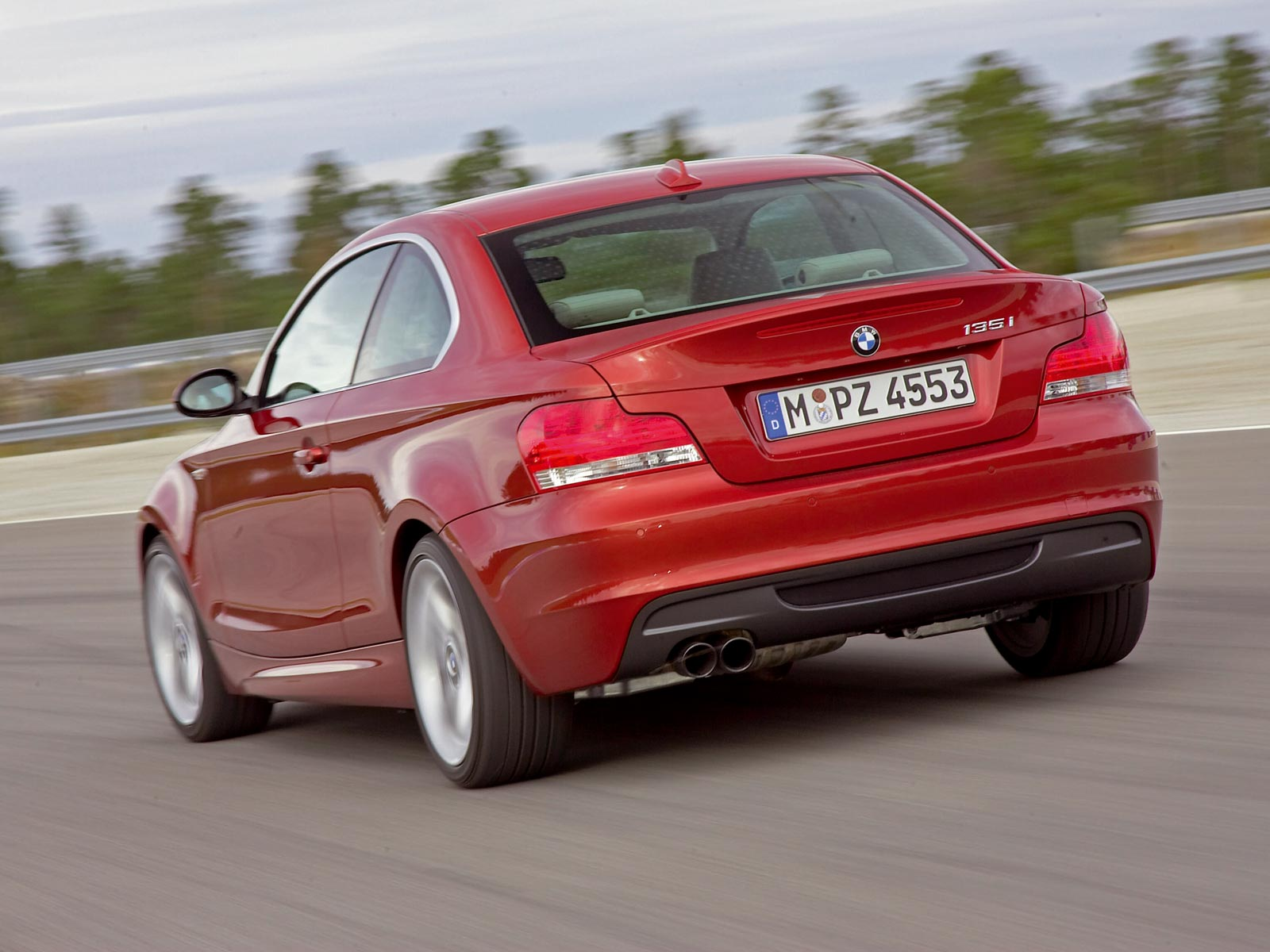 Pictures of bmw 1er coupe (e82) 2007 #12