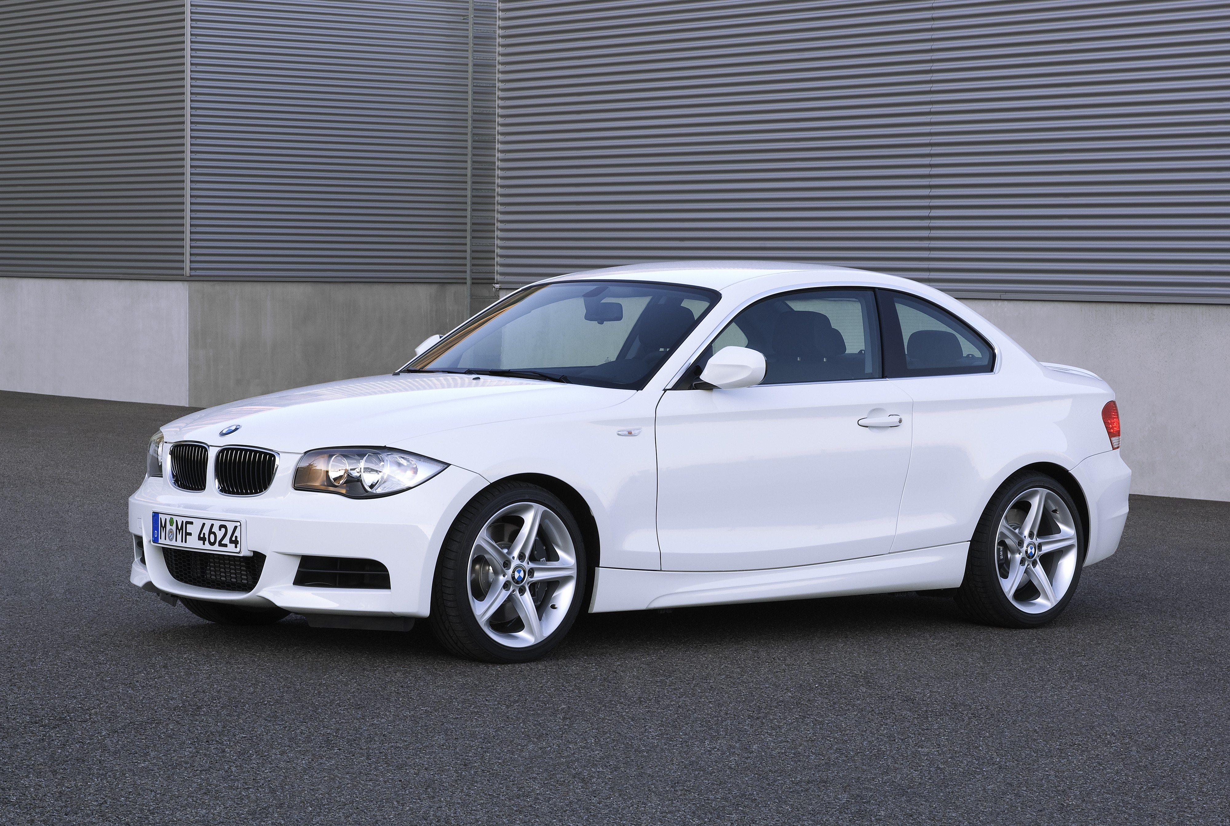 Pictures of bmw 1er coupe (e82) 2010