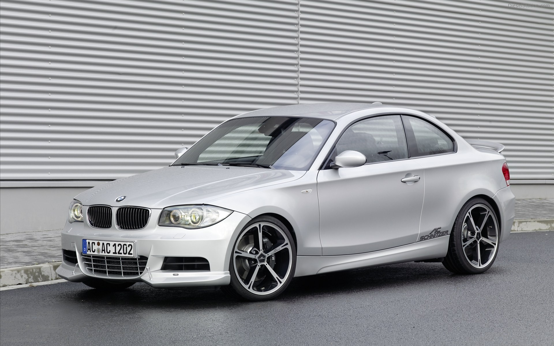 Pictures of bmw 1er coupe (e82) 2011 #2