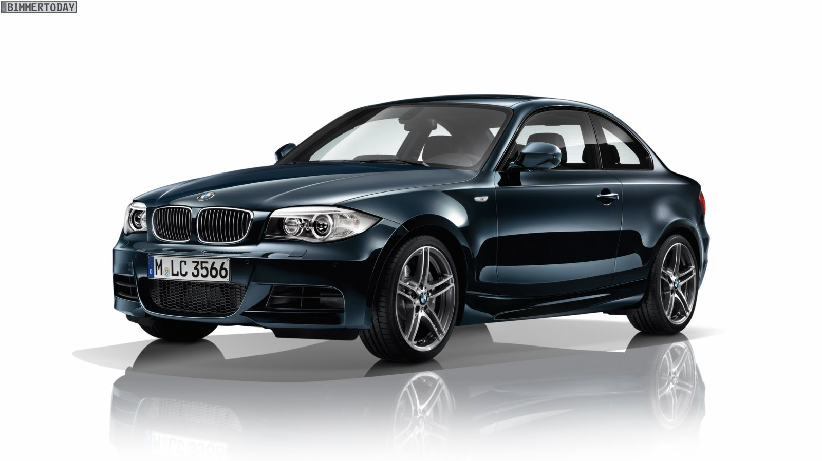 Pictures of bmw 1er coupe (e82) 2012
