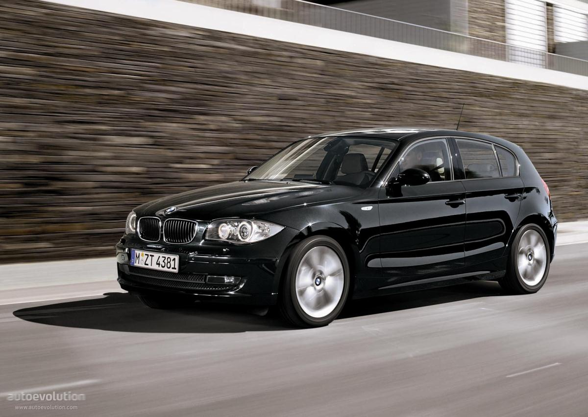 Pictures of bmw 1er (e87) 2008 #1