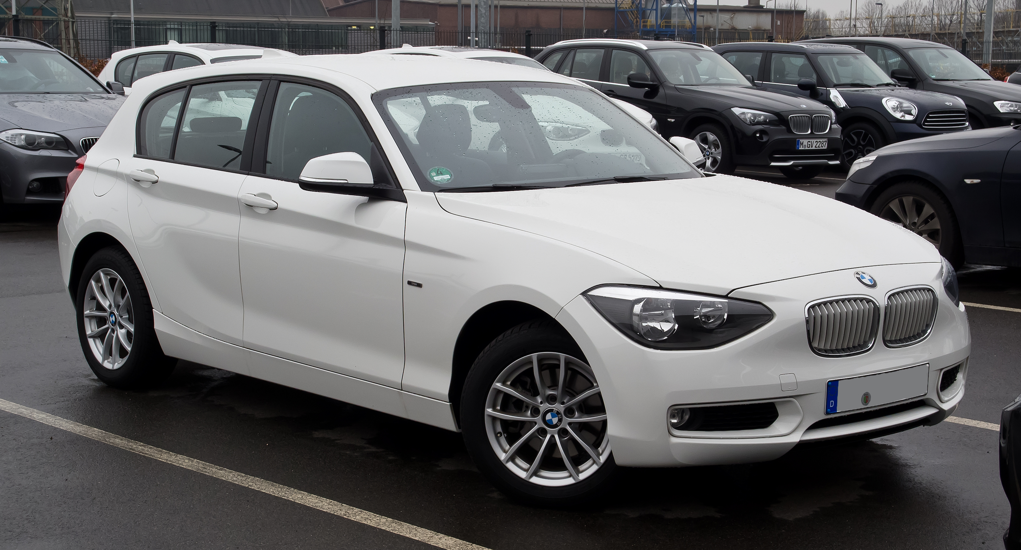 Pictures of bmw 1er (e87) 2014