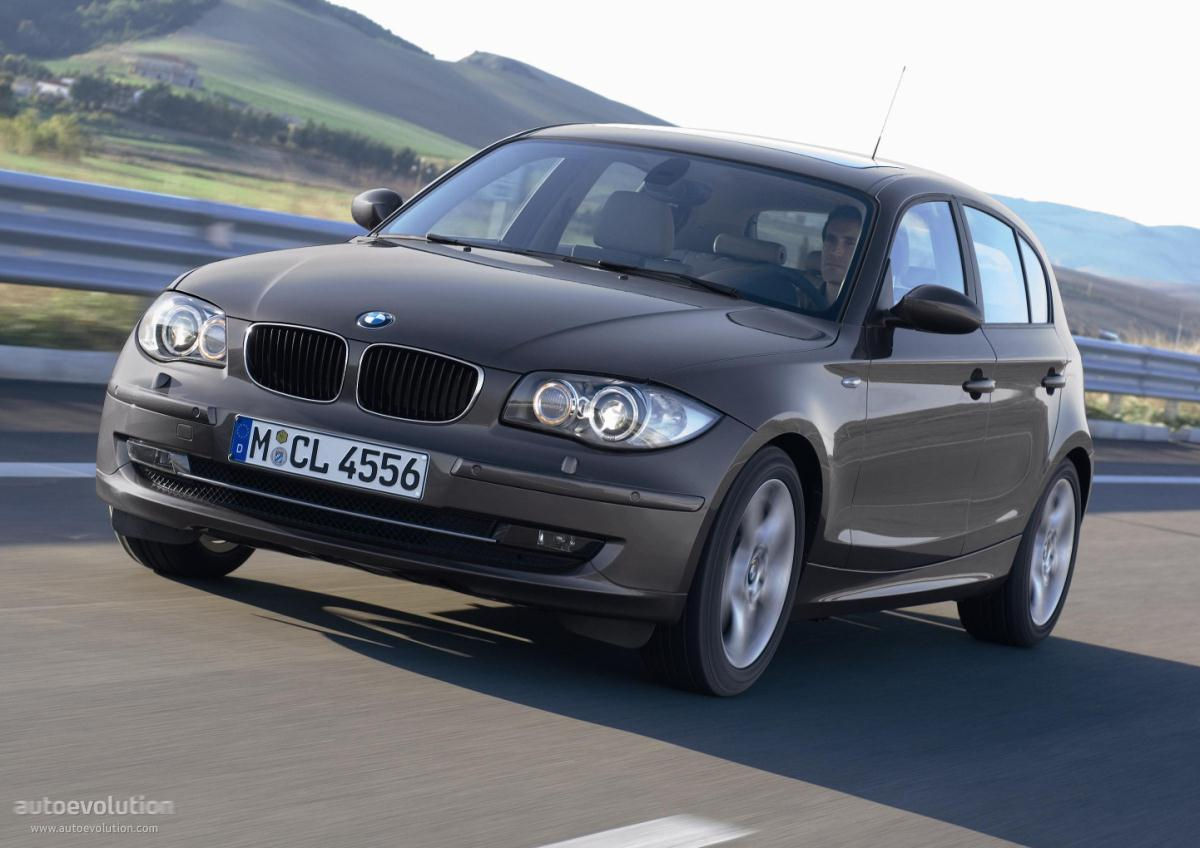 Pictures of bmw 1er (e87) 2015