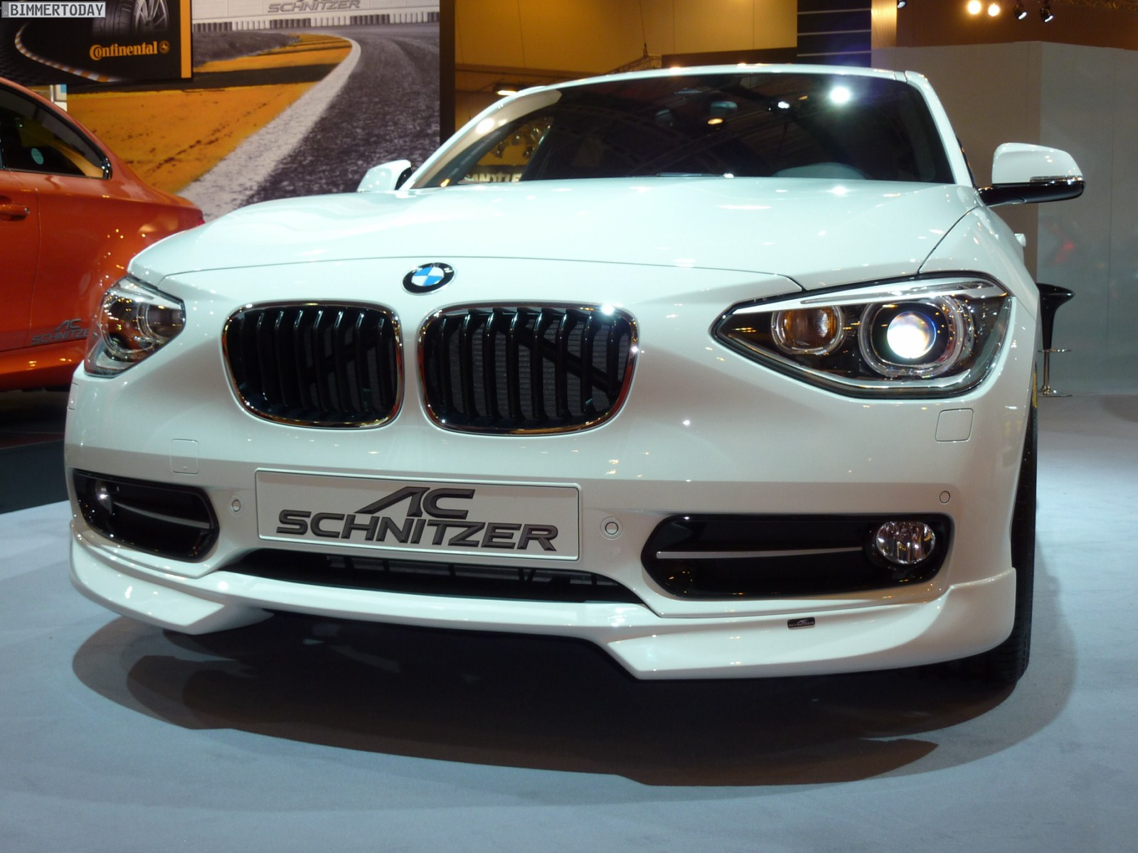 Pictures of bmw 1er (f20) 2011 #7