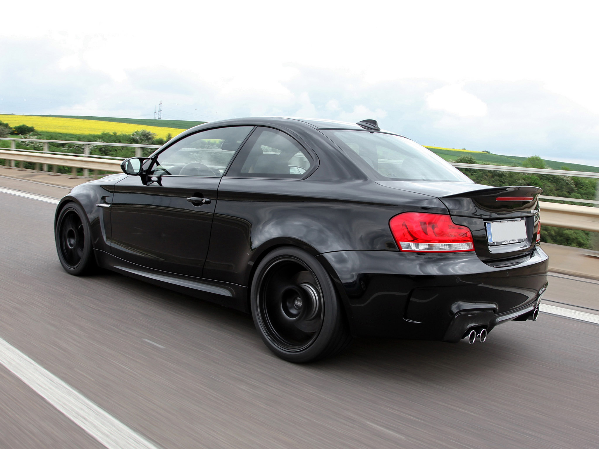 Pictures of bmw 1er m coupe (e82) 2012 #1