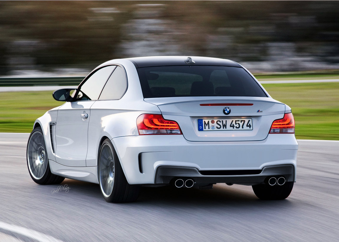 Pictures of bmw 1er m coupe (e82) 2013 #10