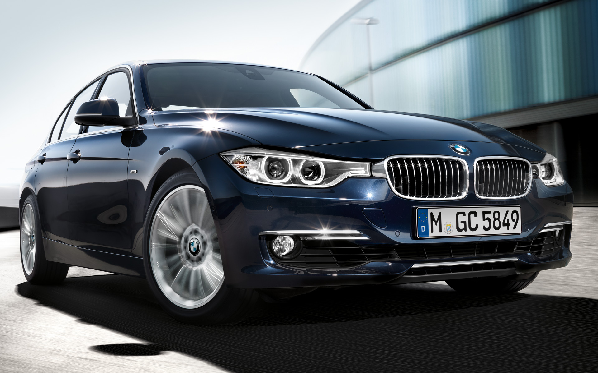Pictures of bmw 3 series