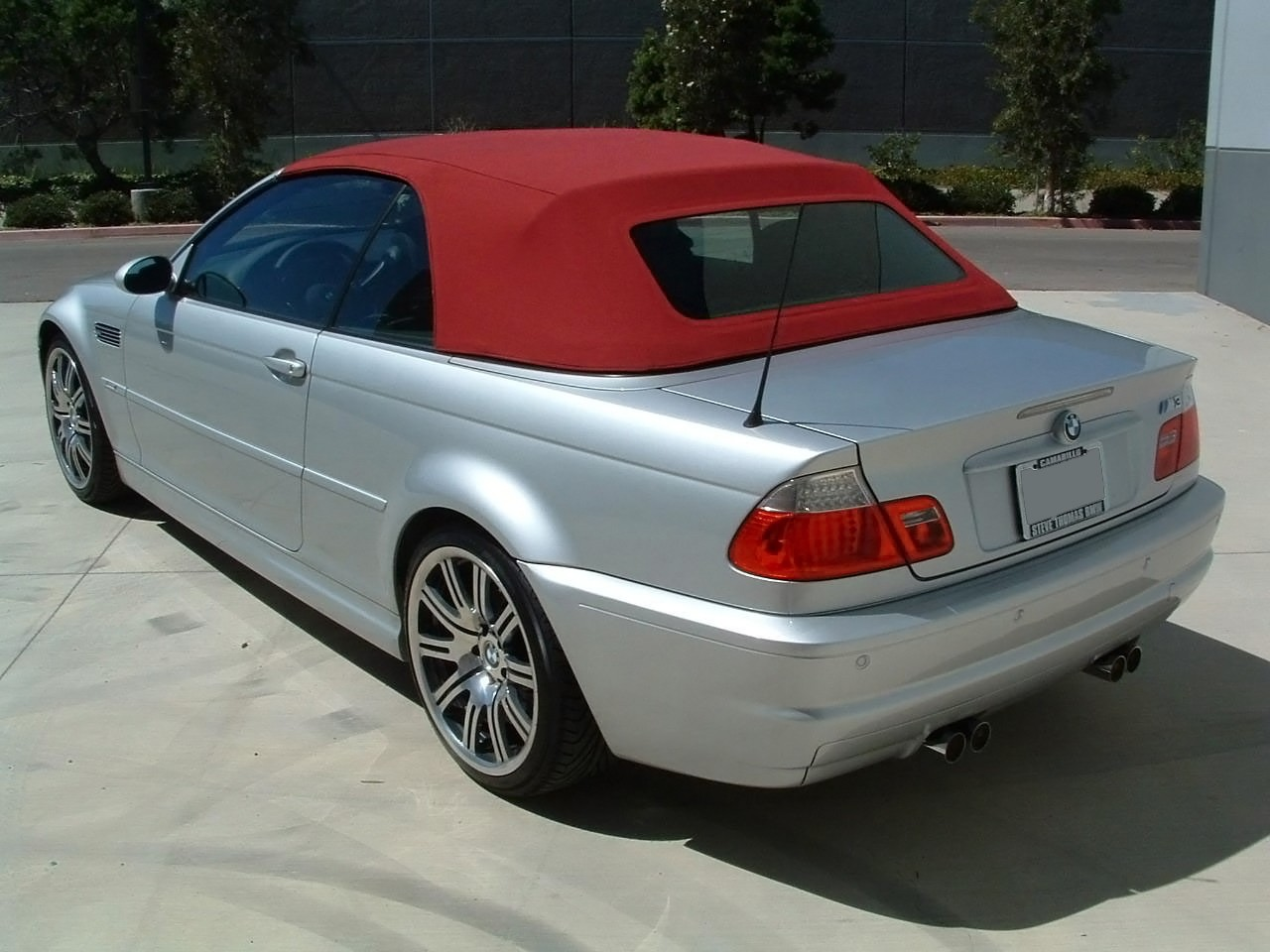2005 Bmw 3 Series Cabrio E46 Pictures Information And