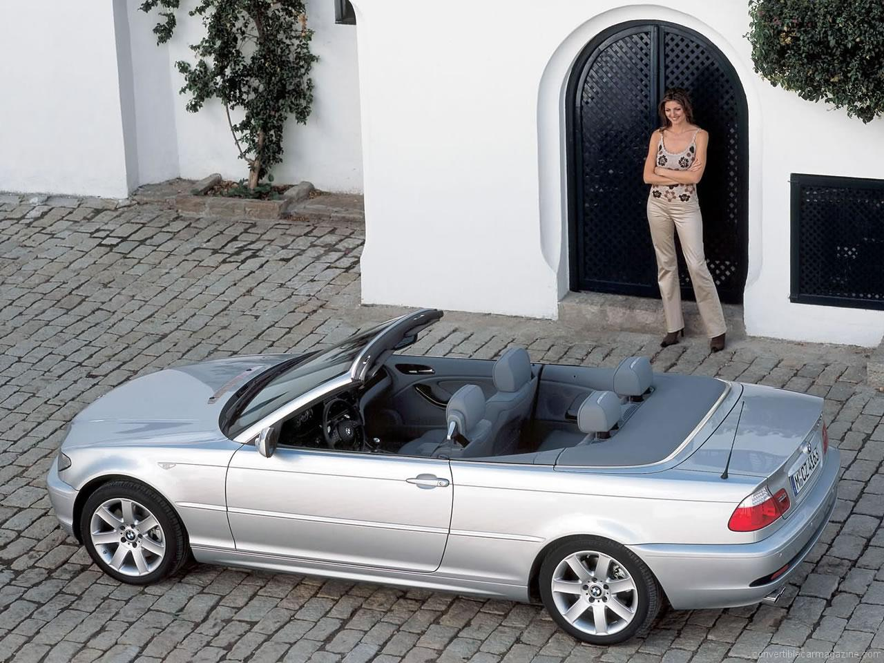 Pictures of bmw 3 series cabrio (e46) 2006