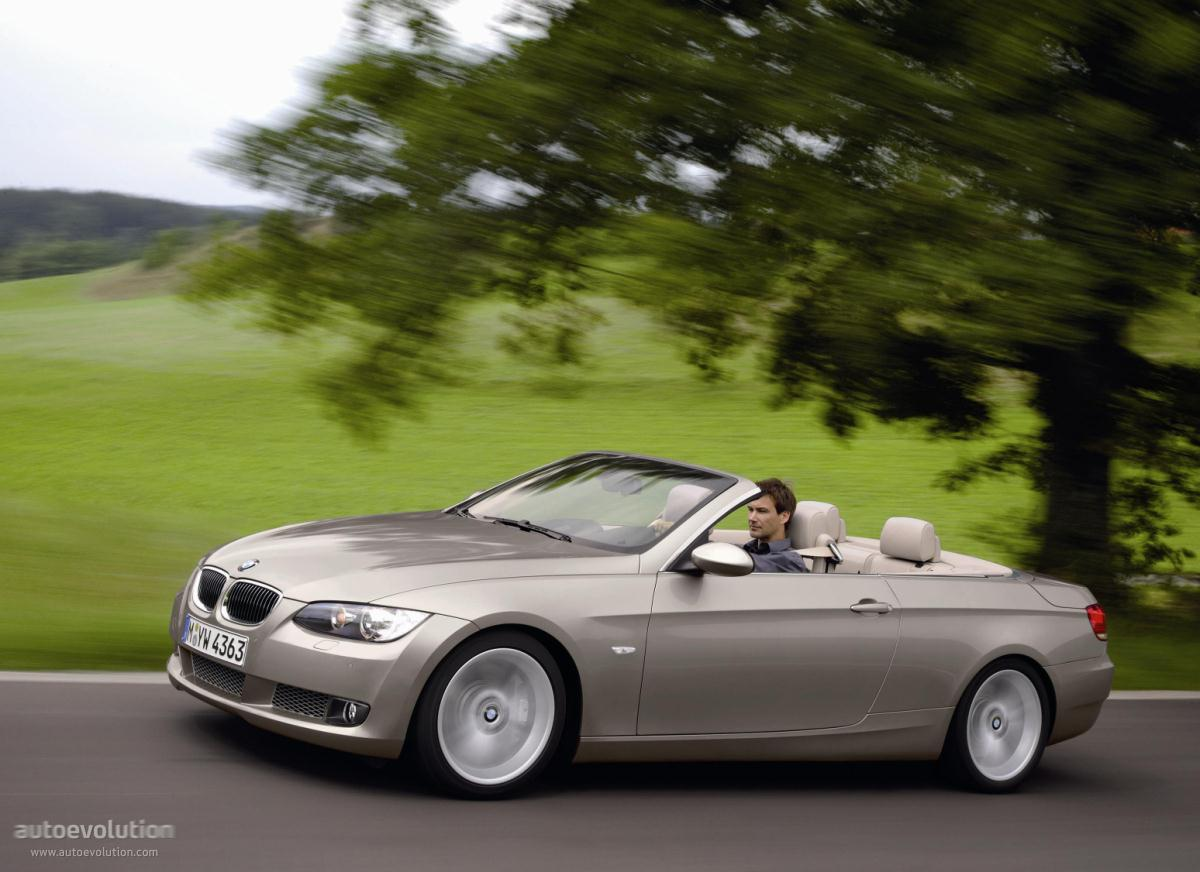 Pictures of bmw 3 series cabrio (e93) 2008