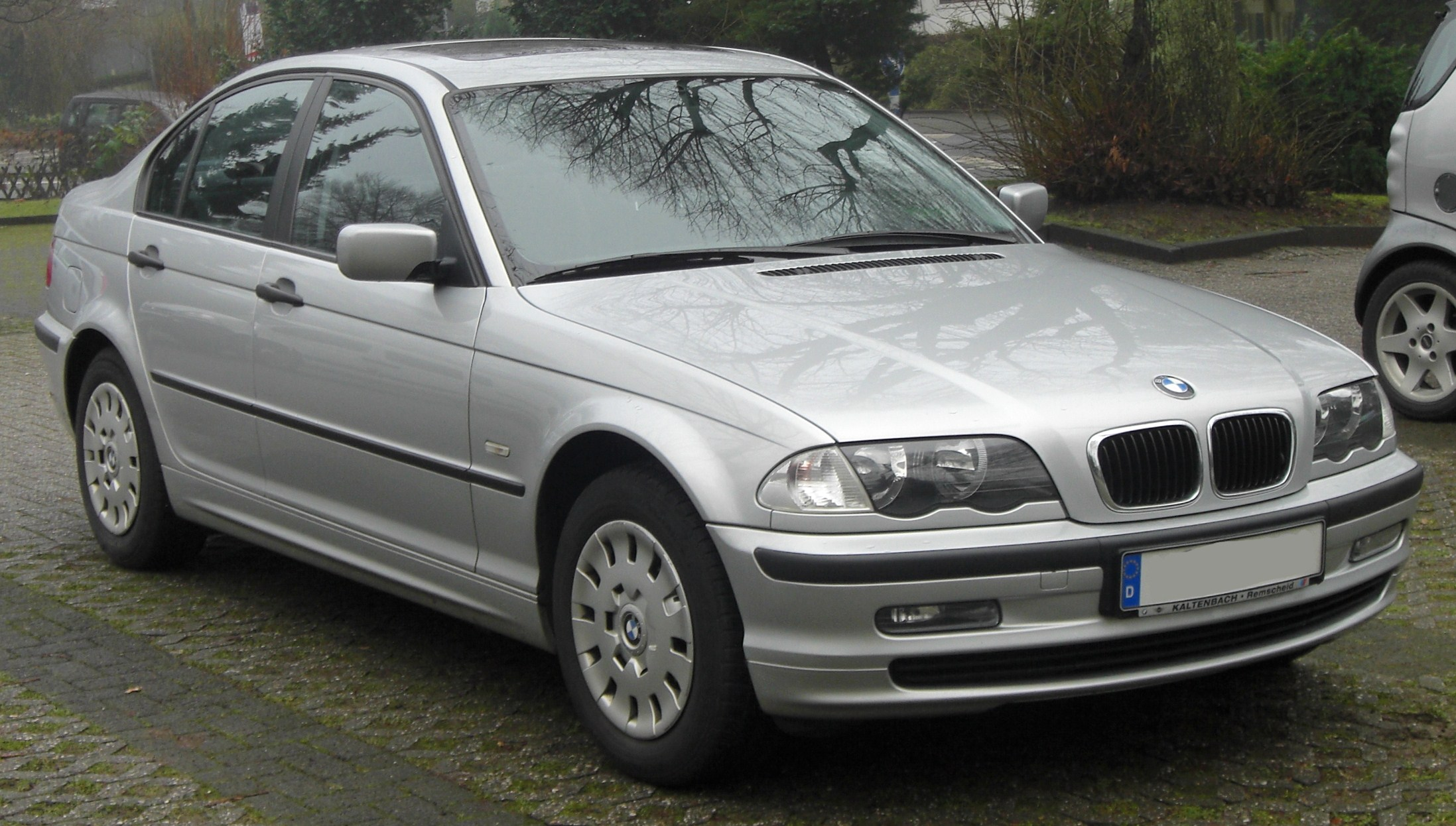 Pictures of bmw 3 series compact (e46) 2003 #8