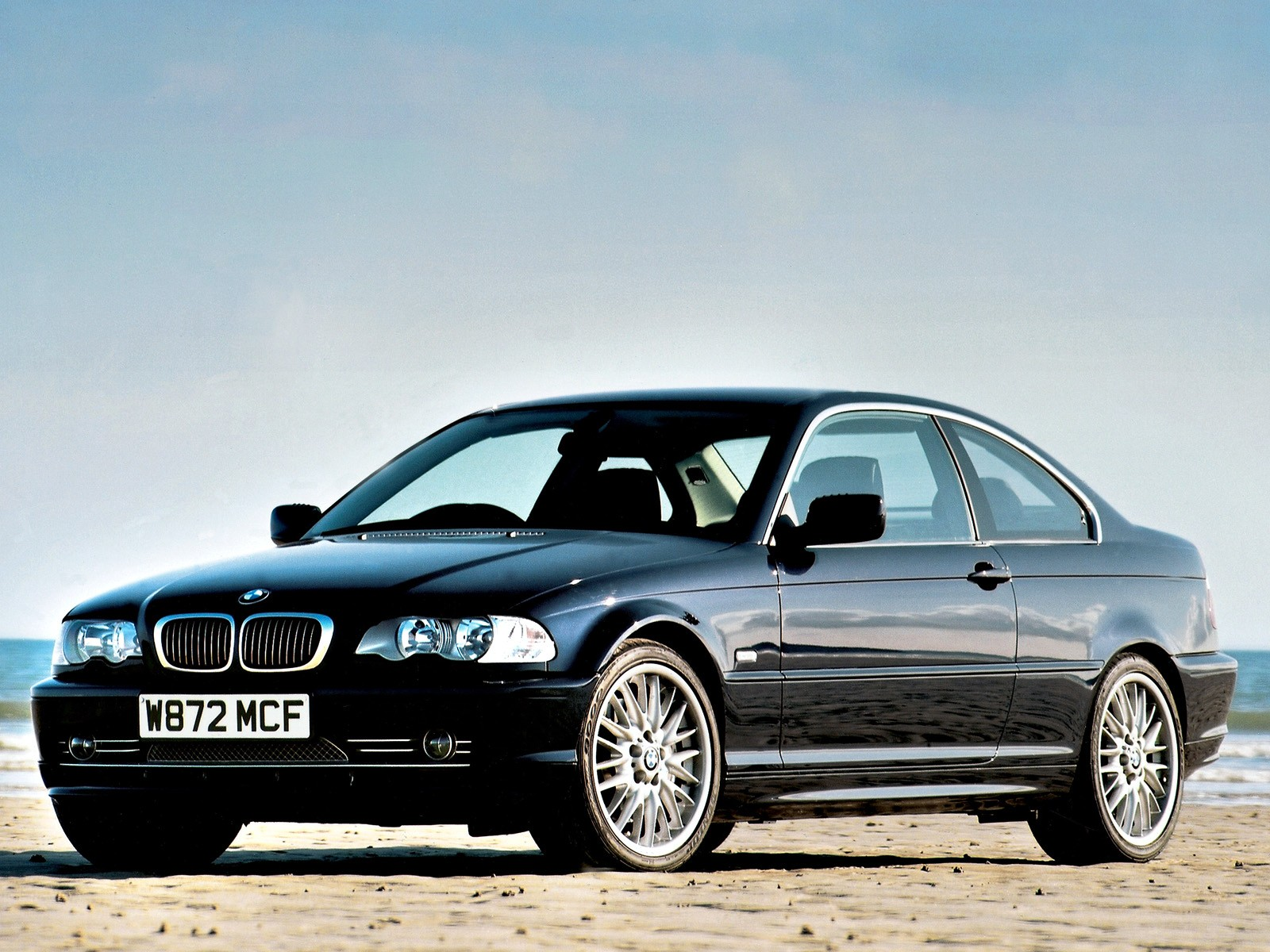 2001 bmw 3 series coupe e46 pictures information and specs auto. Black Bedroom Furniture Sets. Home Design Ideas