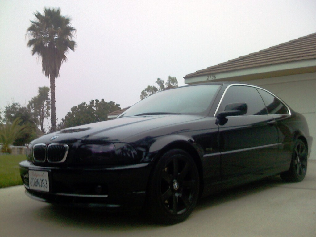 Coupe Series 2001 bmw 323i specs 2001 Bmw 3 series coupe (e46) – pictures, information and specs ...