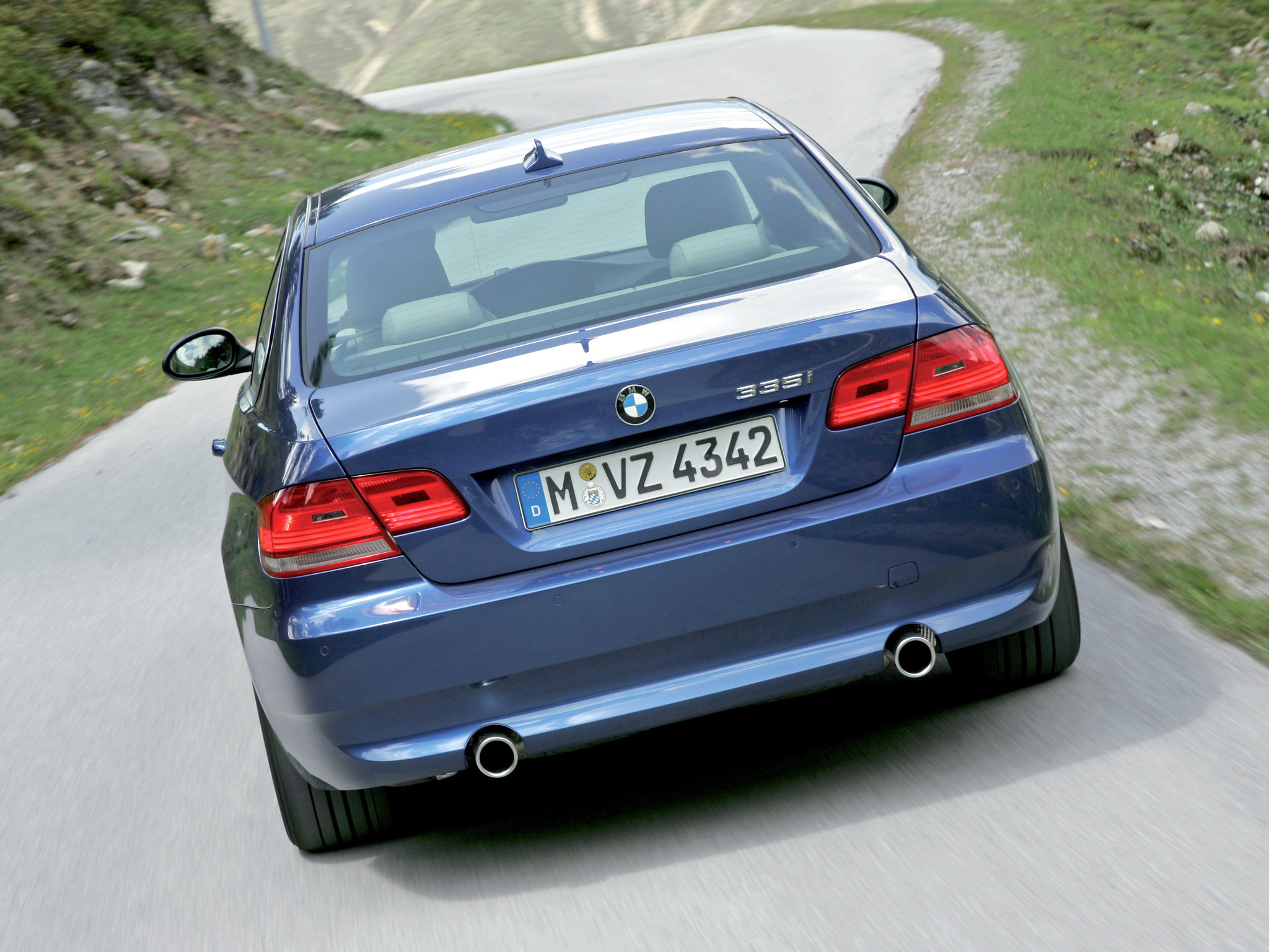2006 bmw 3 series coupe e92 pictures information and specs auto. Black Bedroom Furniture Sets. Home Design Ideas