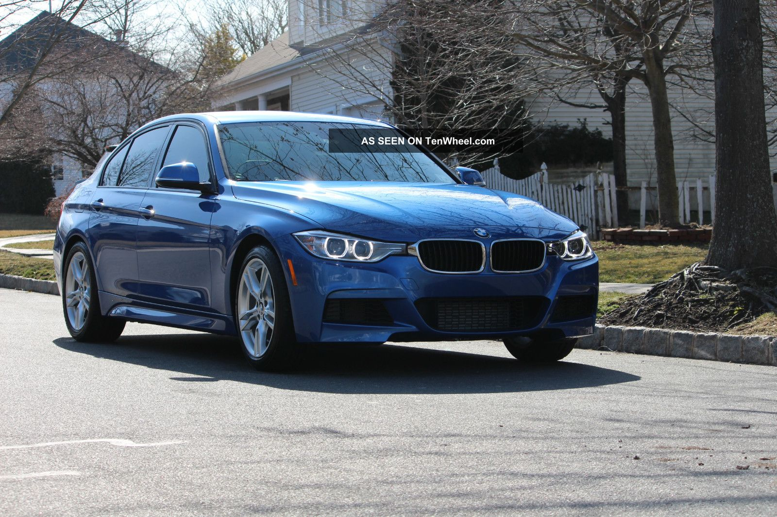 2013 bmw 3 series f30 pictures information and specs auto - 2013 bmw 335i coupe specs ...