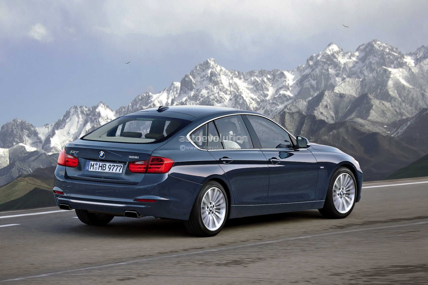 2015 bmw 3 series gran turismo f34 pictures information and specs auto. Black Bedroom Furniture Sets. Home Design Ideas