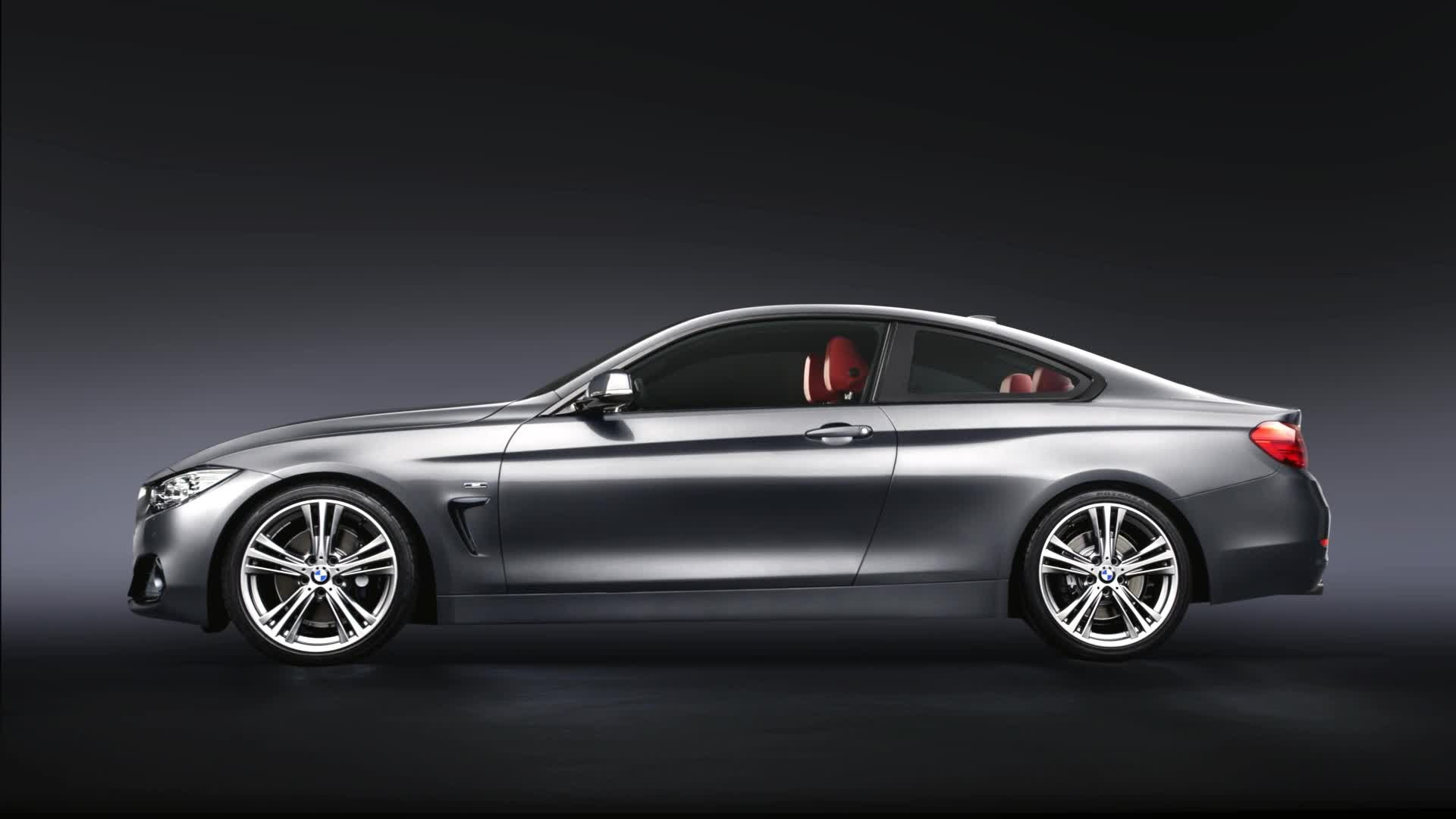 Pictures of bmw 4 series