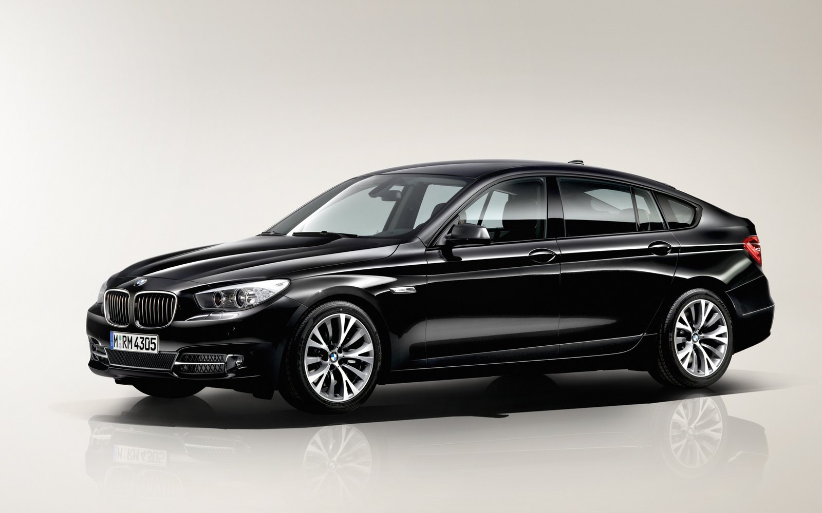 Pictures of bmw 5 gran turismo #5