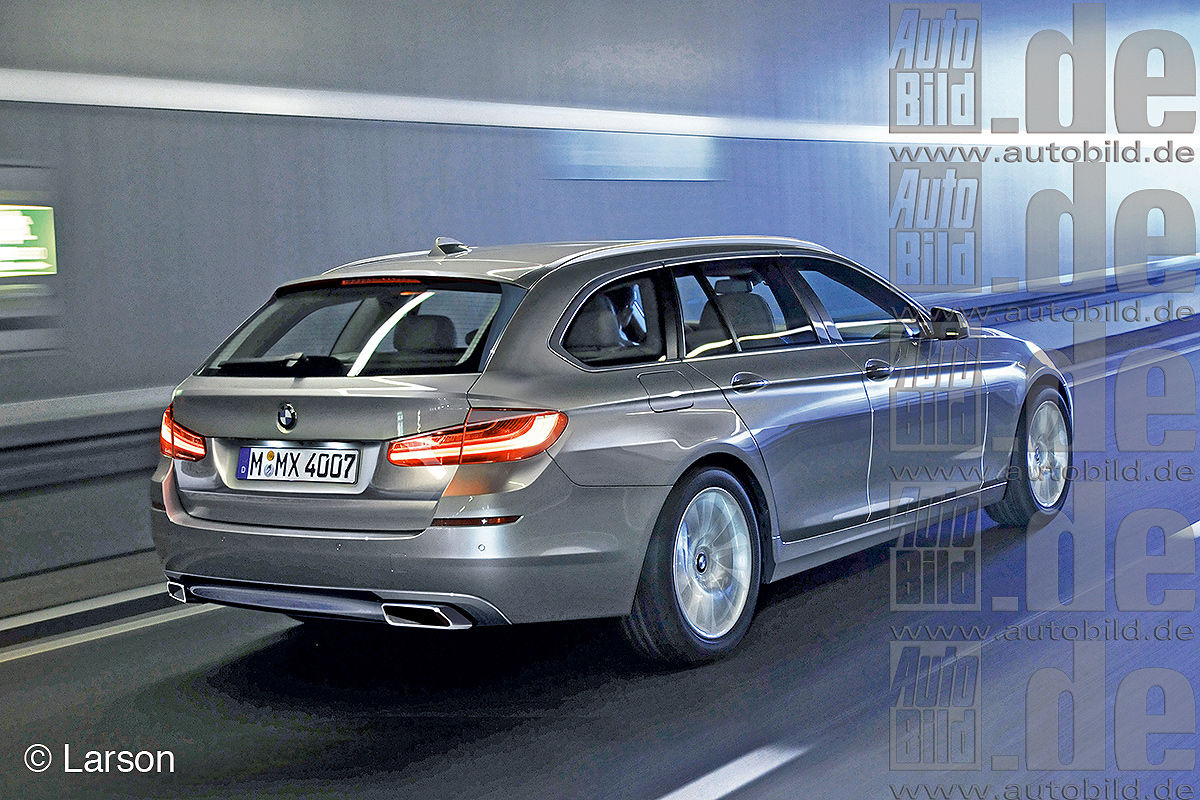2017 Bmw 5er Touring F11 Pictures Information And Specs Auto