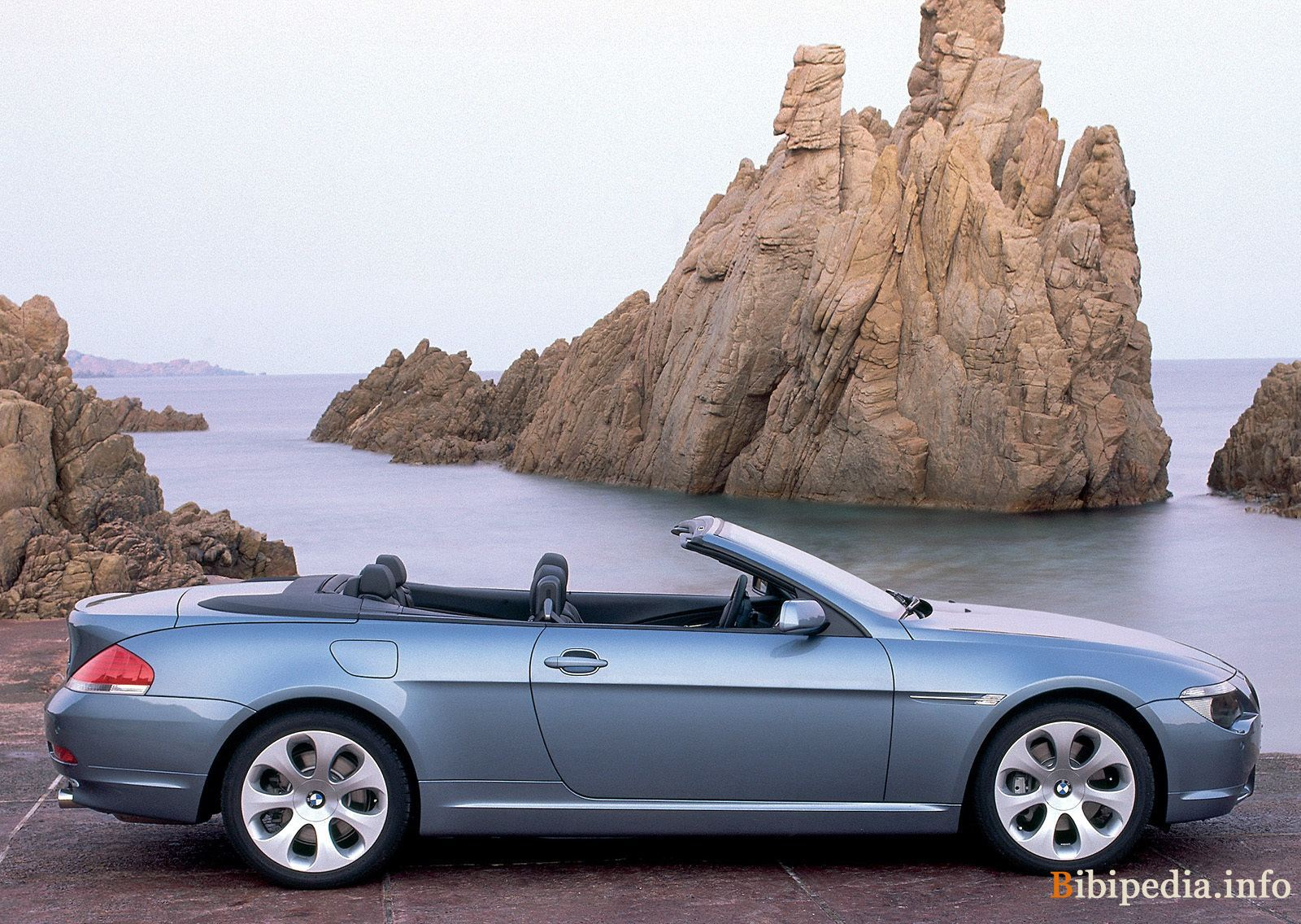 Pictures of bmw 6er convertible (e64) 2004