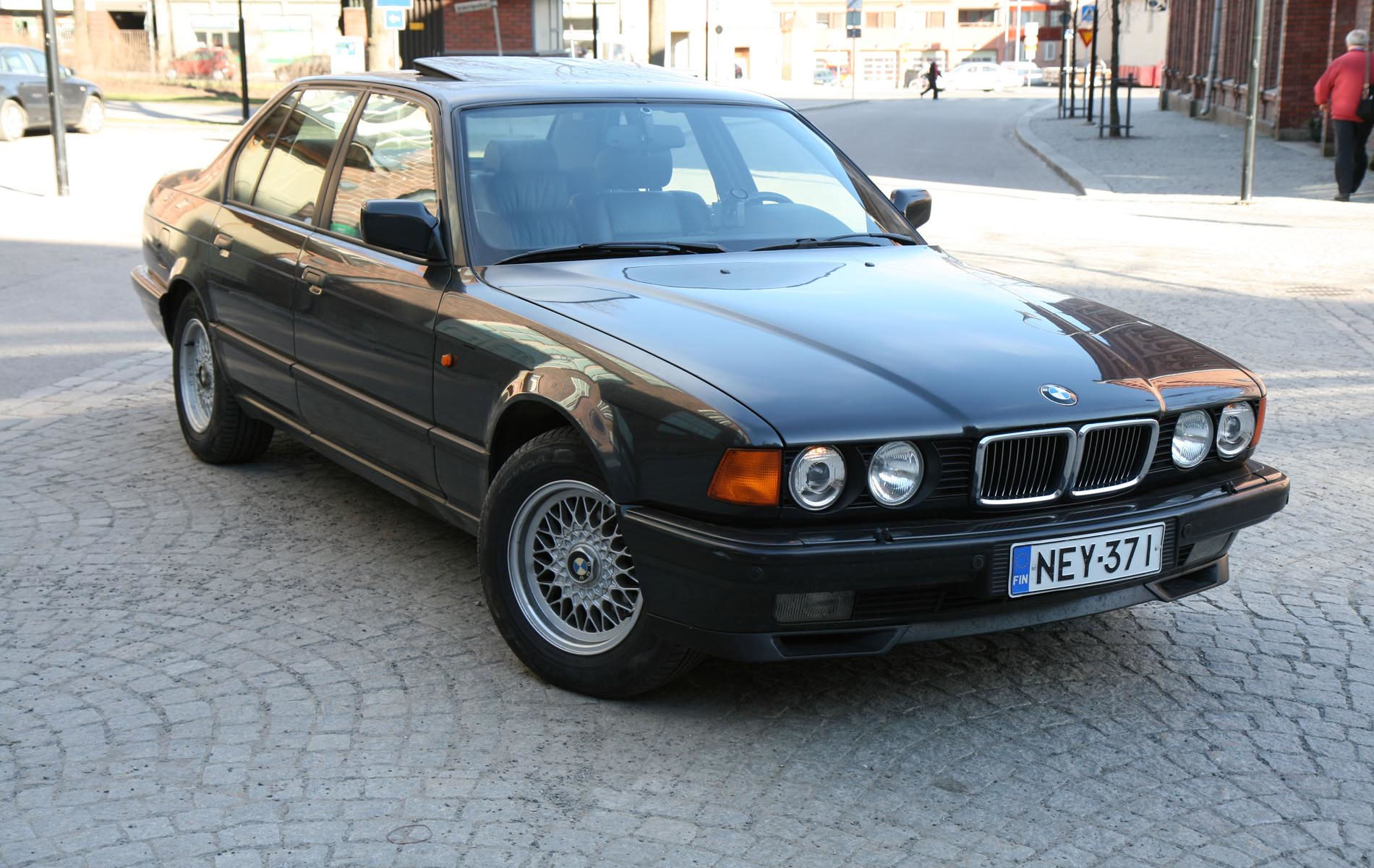 Pictures of bmw 7er (e32) 1991 #11