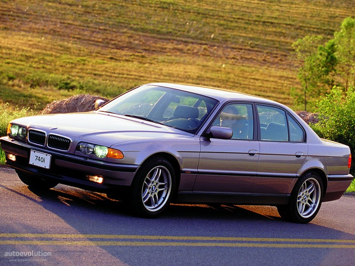 Pictures of bmw 7er (e38) 1998 #7