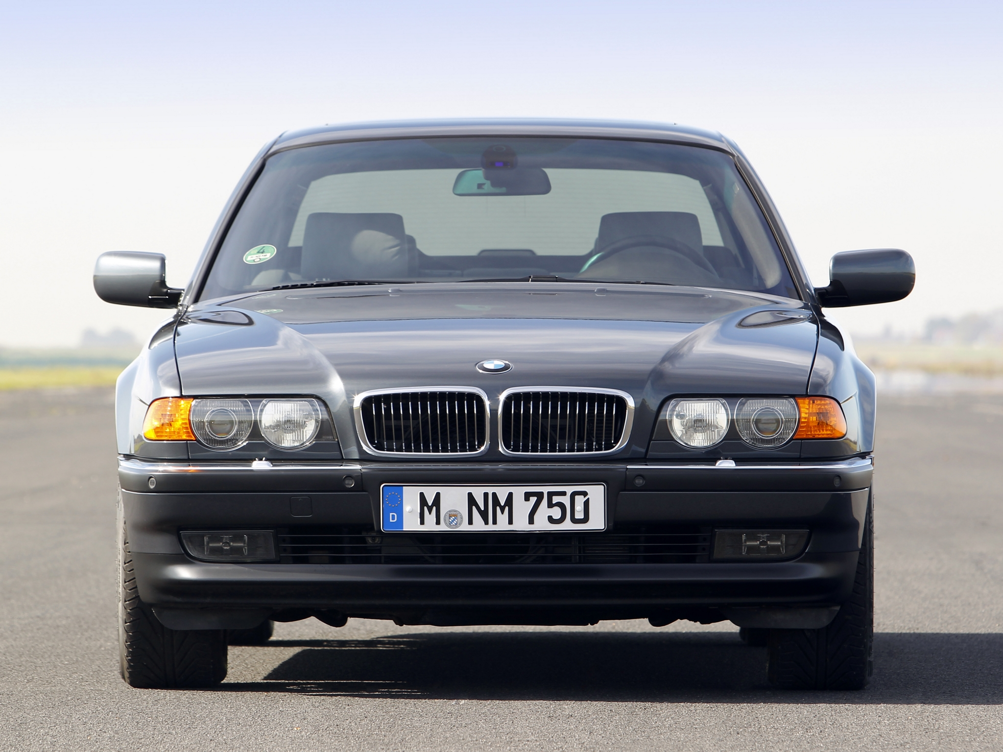 Pictures of bmw 7er (e38) 1998 #15