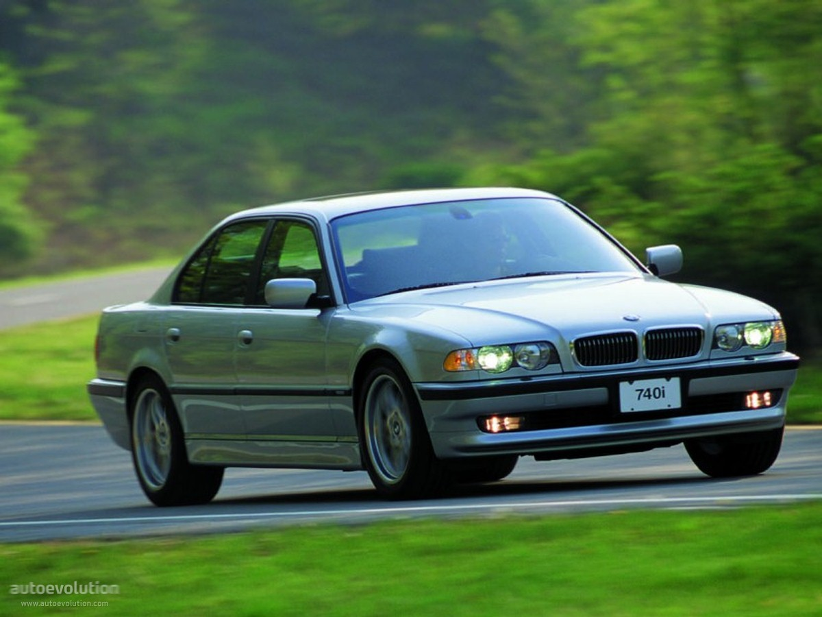 Pictures of bmw 7er (e38) 2000 #1