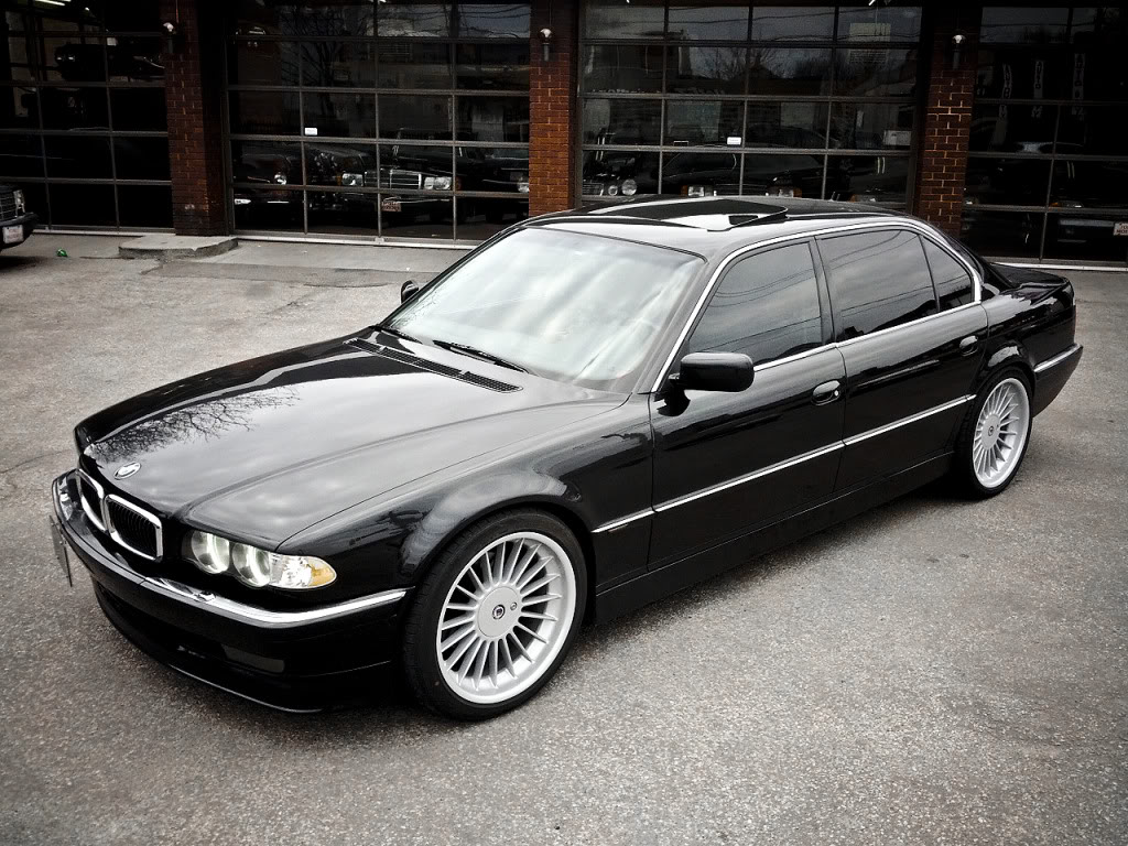 Pictures of bmw 7er (e38) 2000 #9