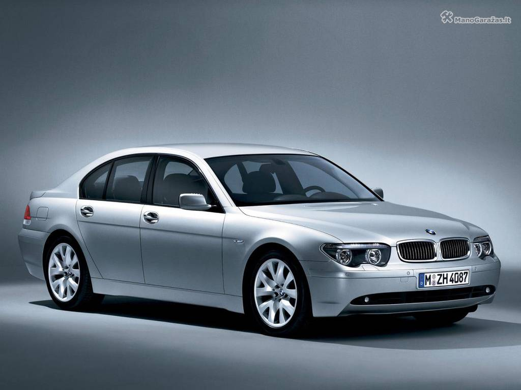 Pictures of bmw 7er (e65/e66 l) 2001 #12