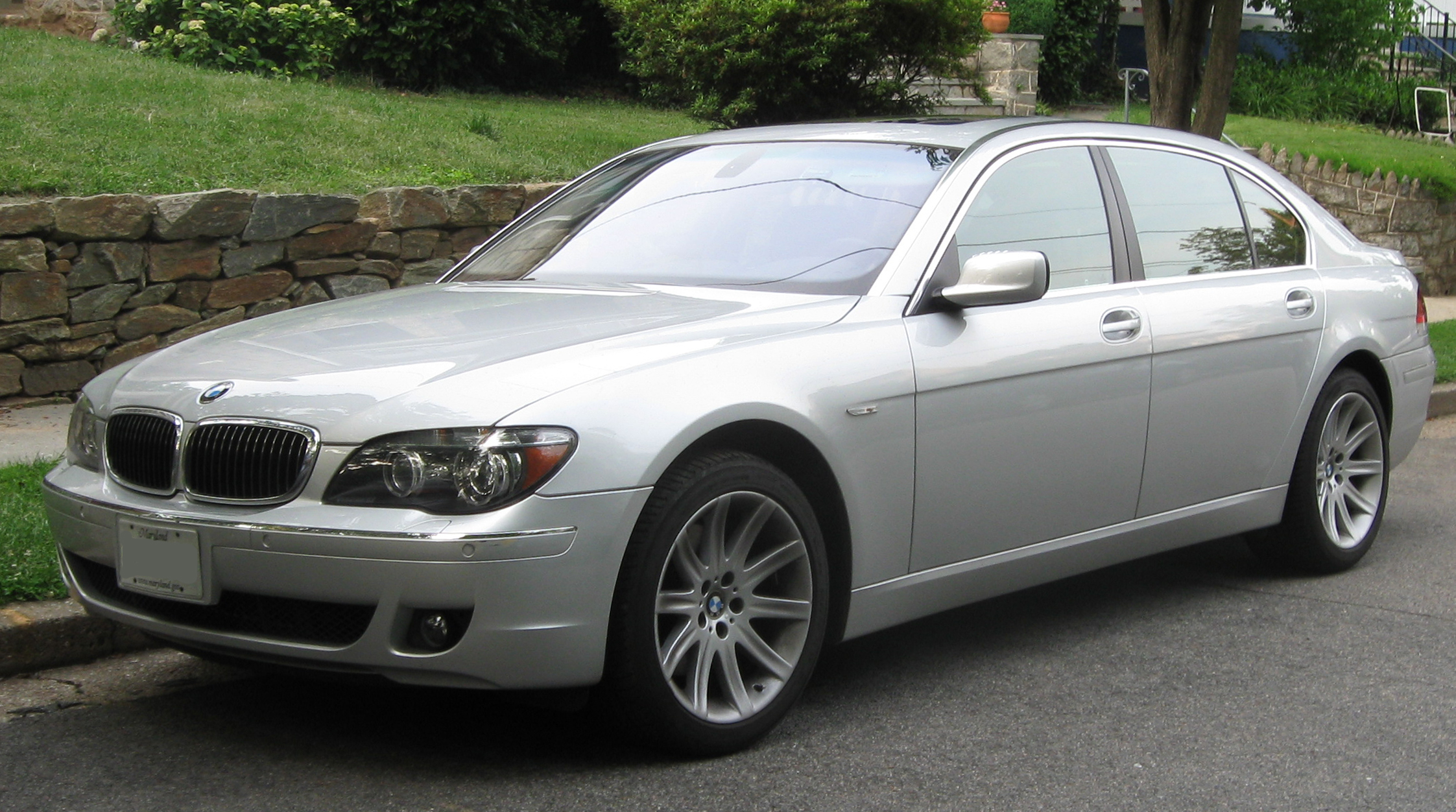 Pictures of bmw 7er (e65/e66 l) 2004 #15