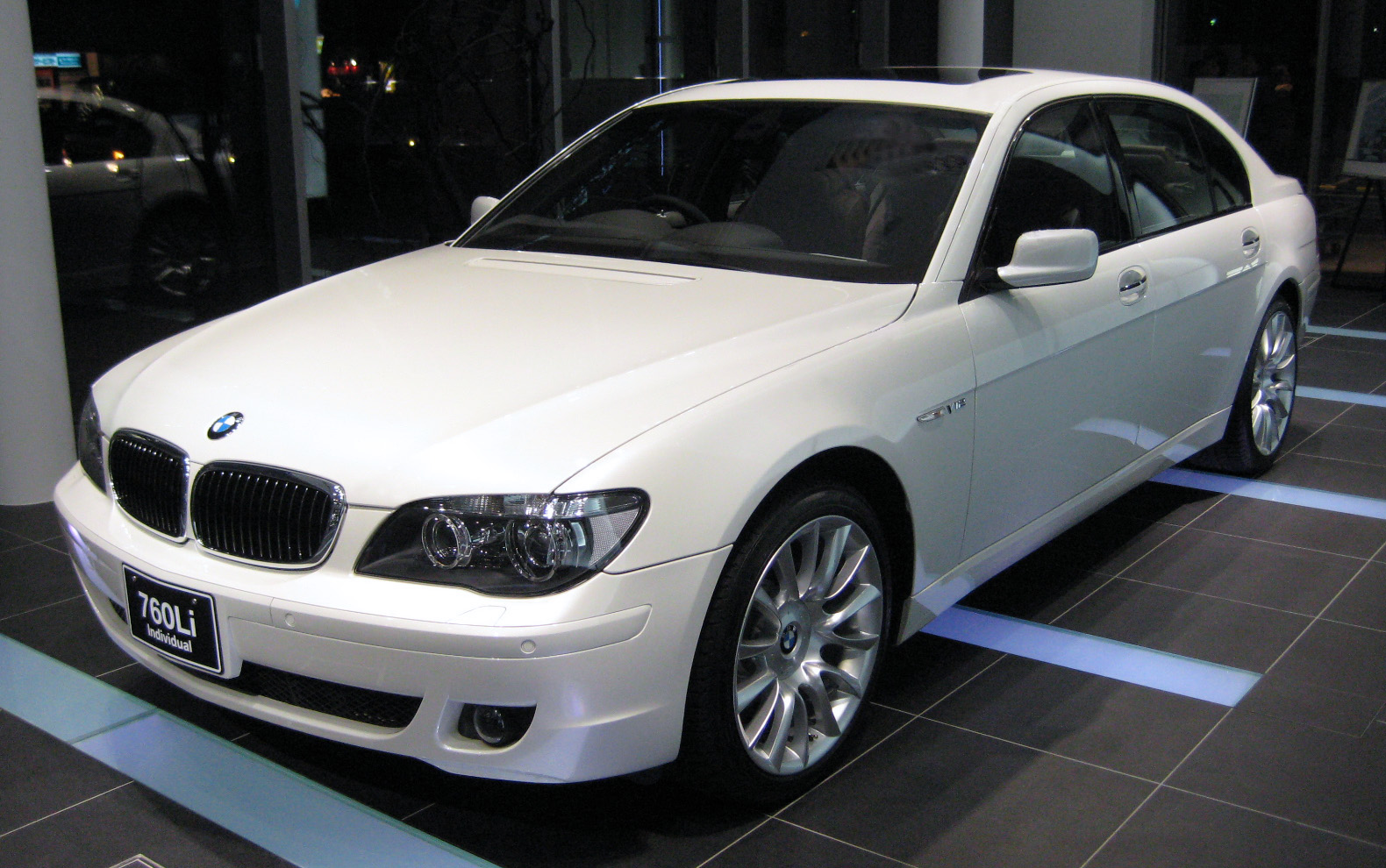 Pictures of bmw 7er (e65/e66 l) 2007 #2