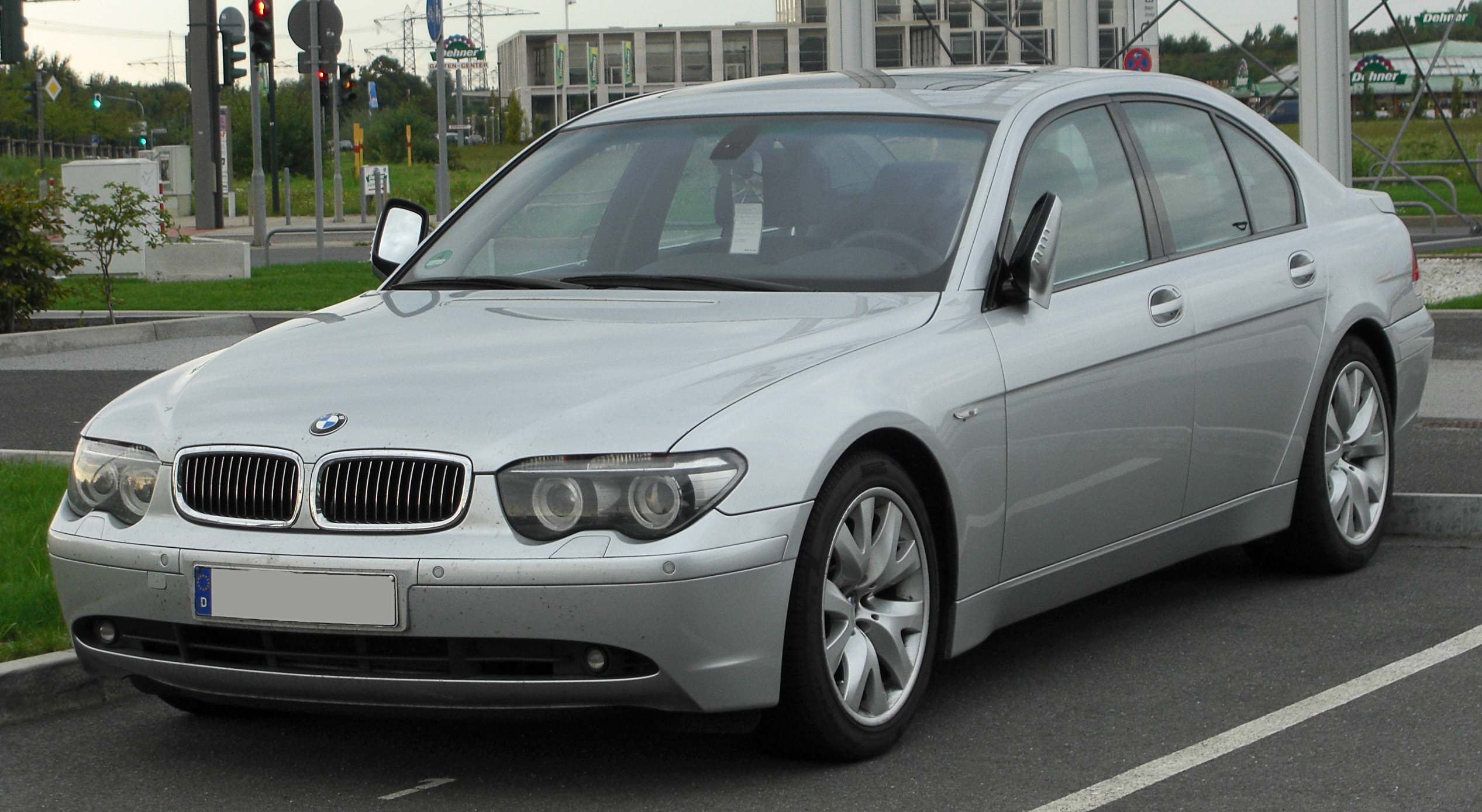 Pictures of bmw 7er (e65/e66 l) 2007 #10