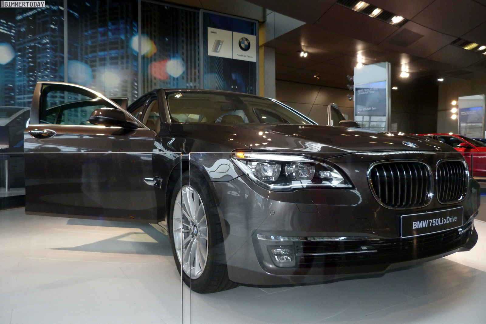 Pictures of bmw 7er (f01/f02) 2012 #12