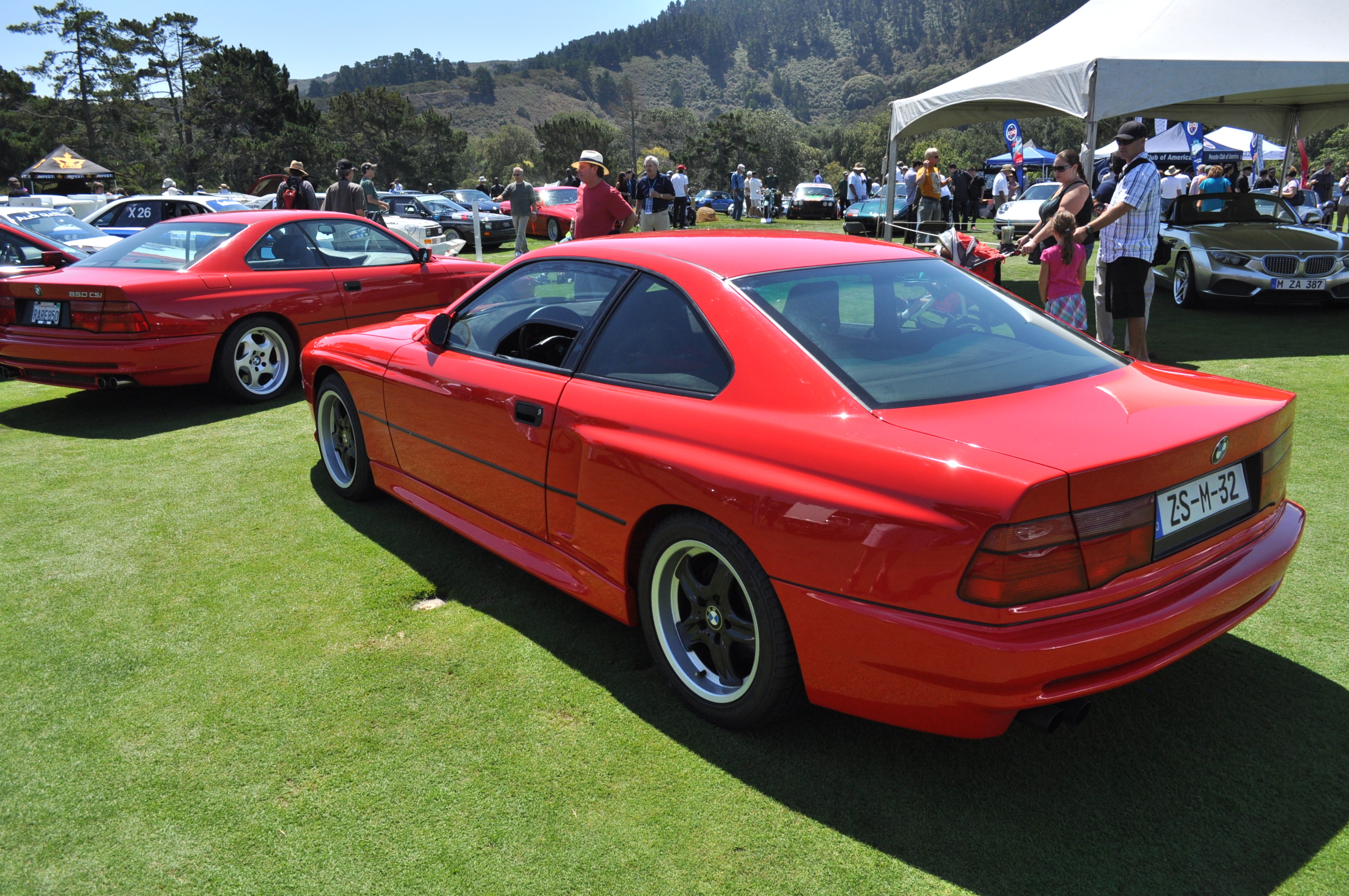 Pictures of bmw 8er (e31) 1990 #7