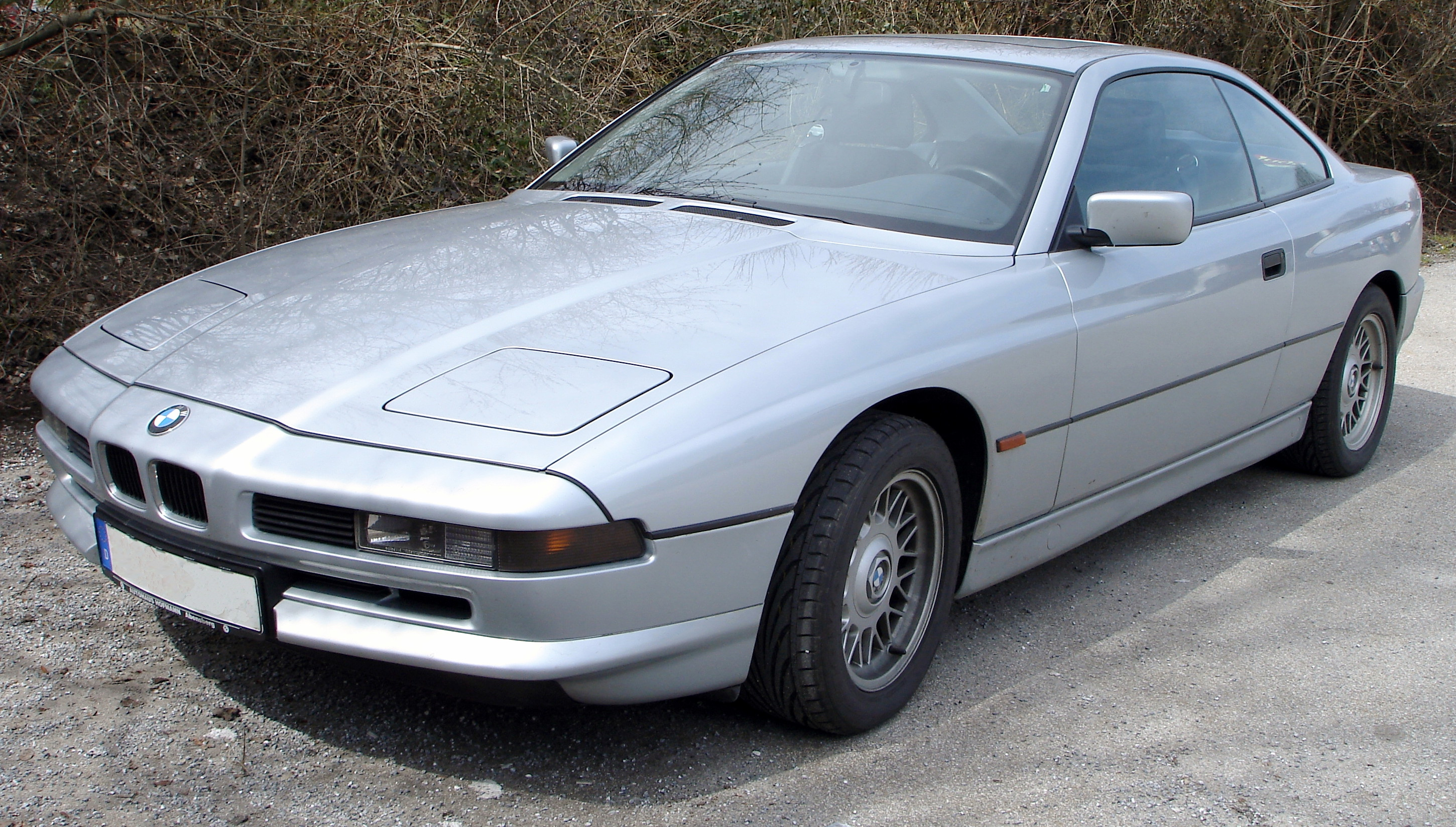 Pictures of bmw 8er (e31) 1993 #2