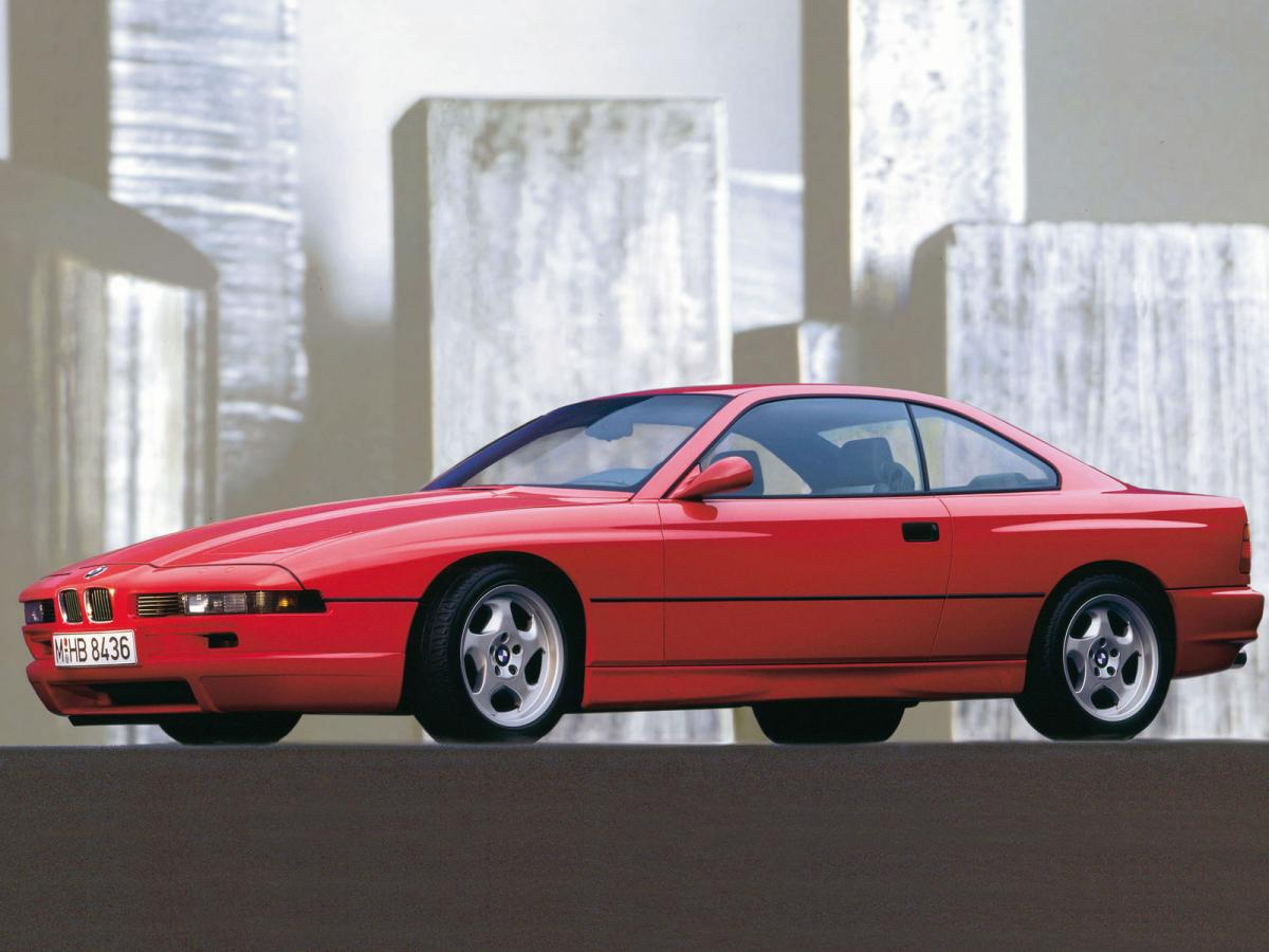 Pictures of bmw 8er (e31) 1993 #10