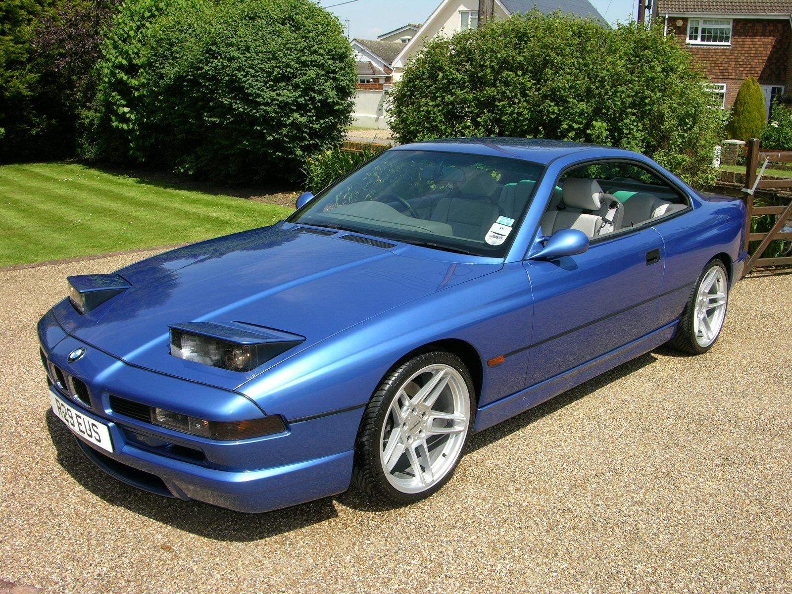 Pictures of bmw 8er (e31) 1994 #11